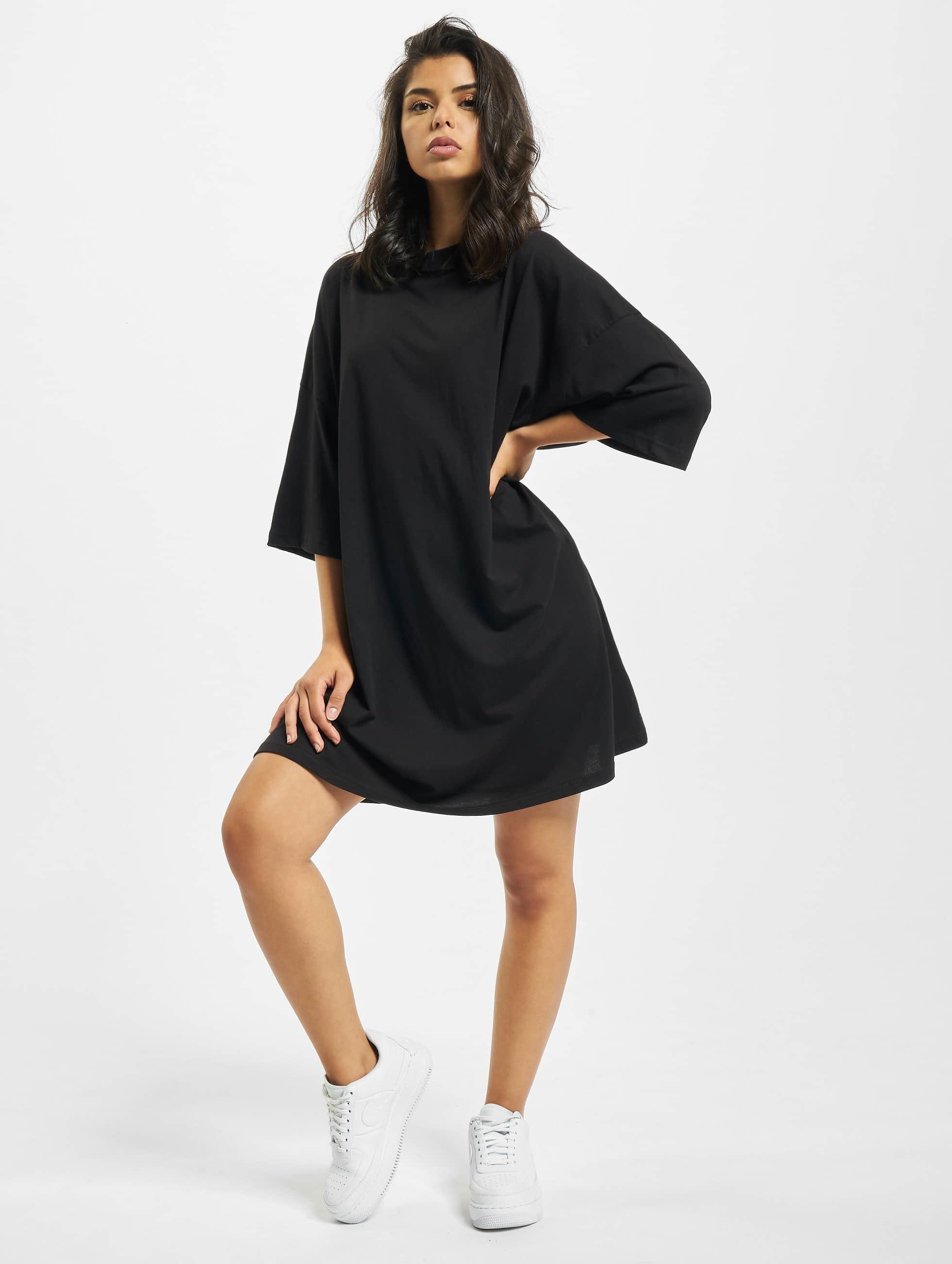 DEF / Dress Harper in black S/M
