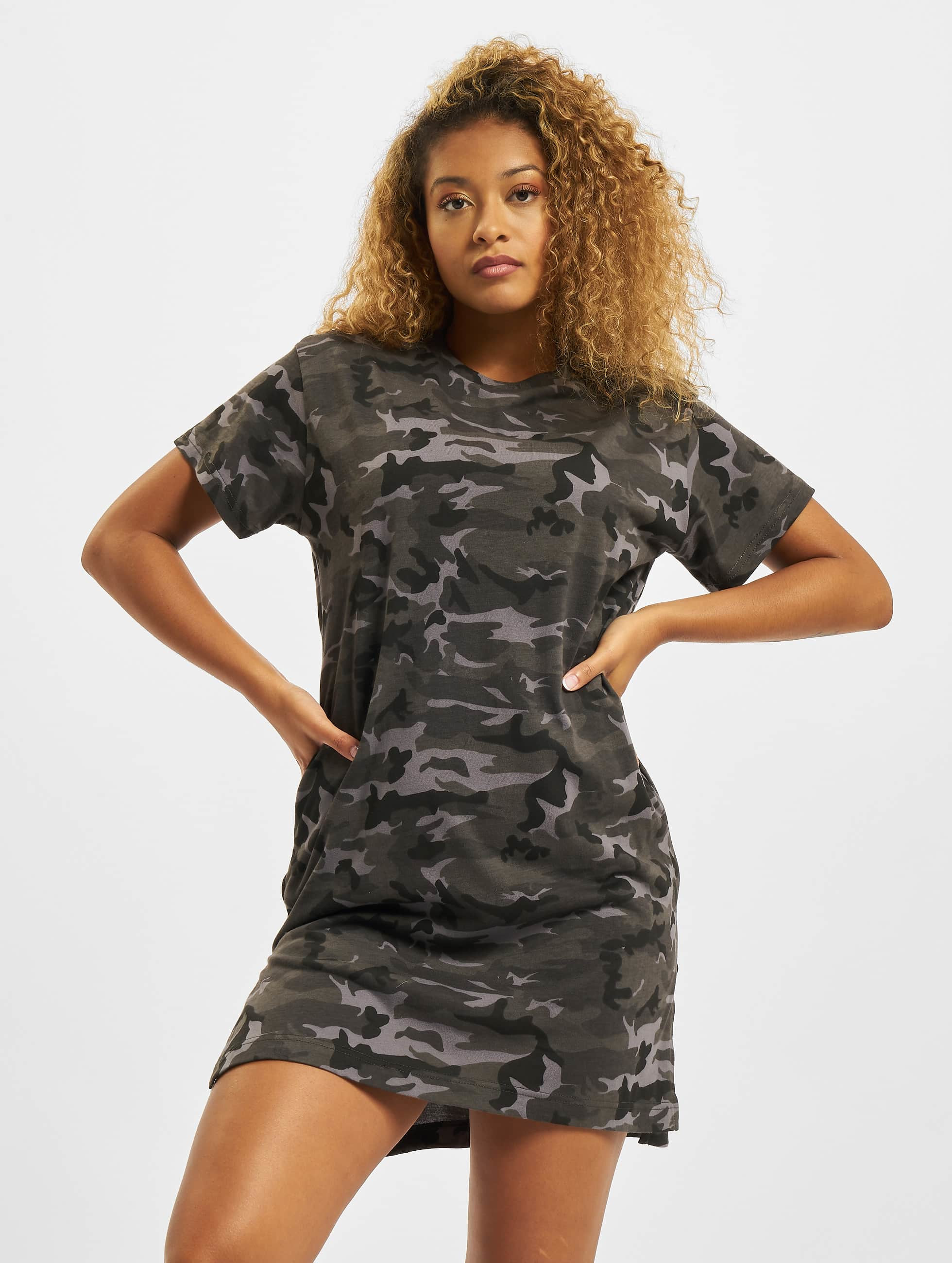 DEF / Dress Elin in camouflage XL