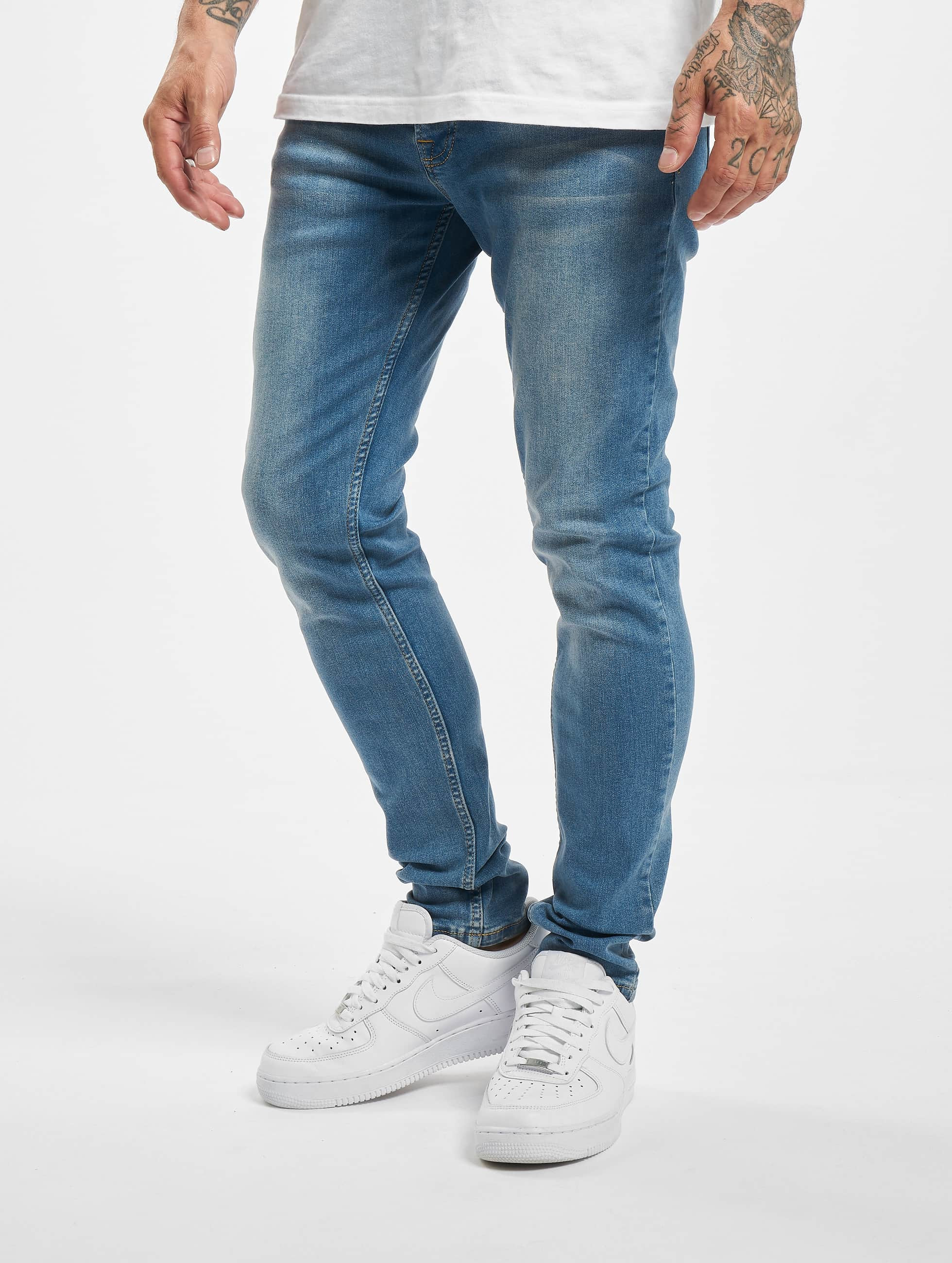 DEF / Slim Fit Jeans Rislev in blue W 38 L 34