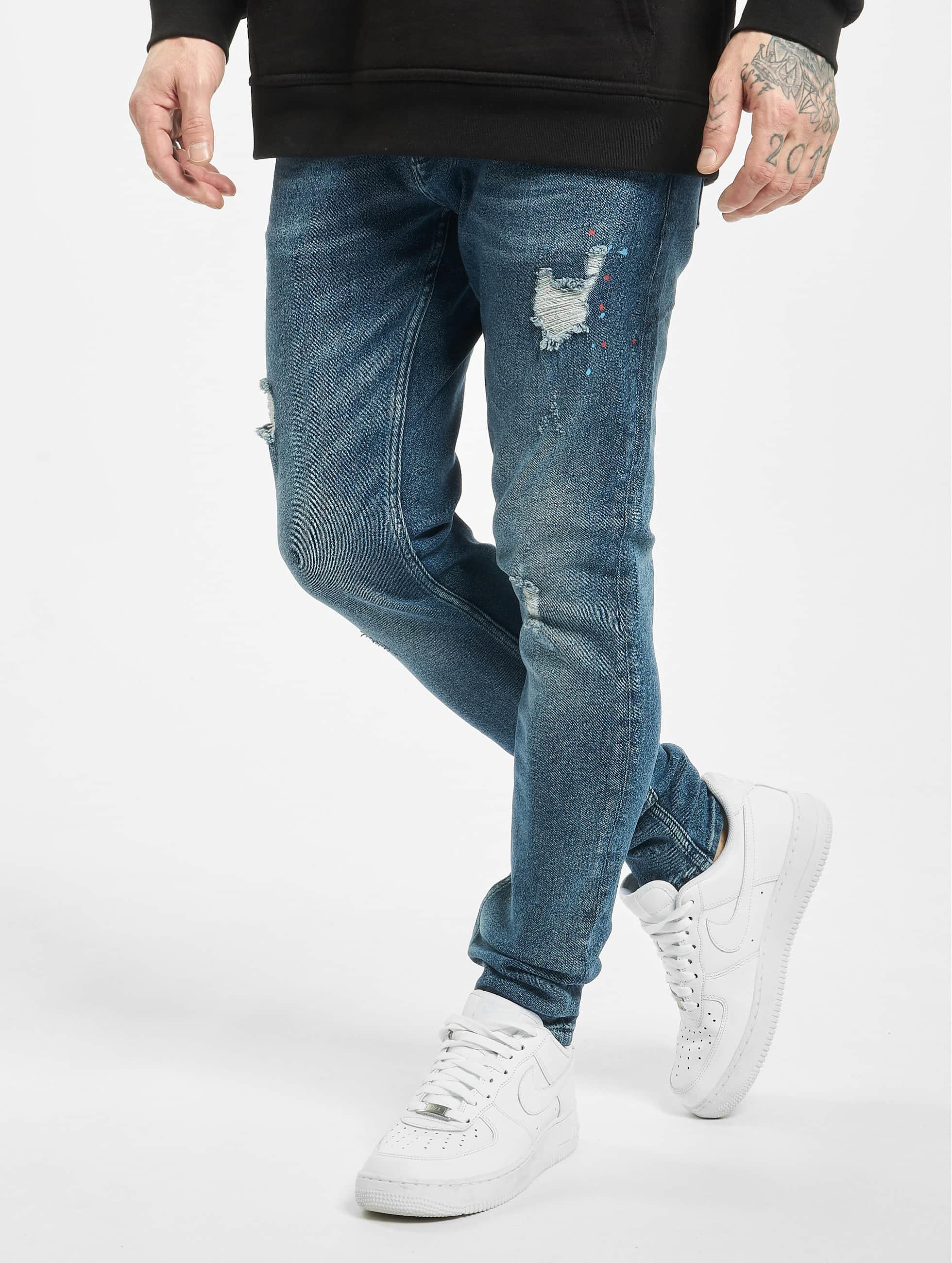 2Y / Skinny Jeans Rico in blue W 34
