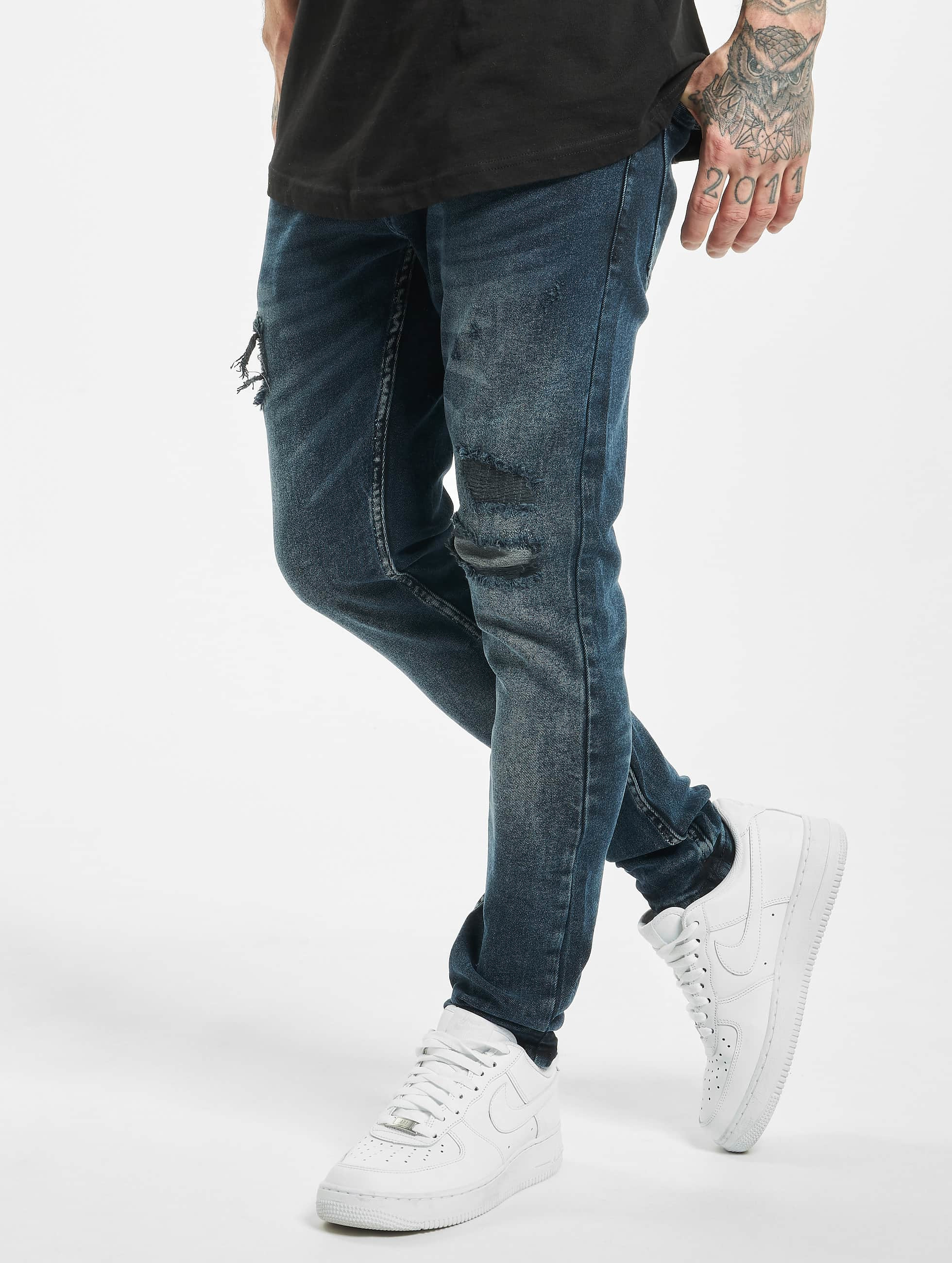 2Y / Skinny Jeans Tino in blue W 32