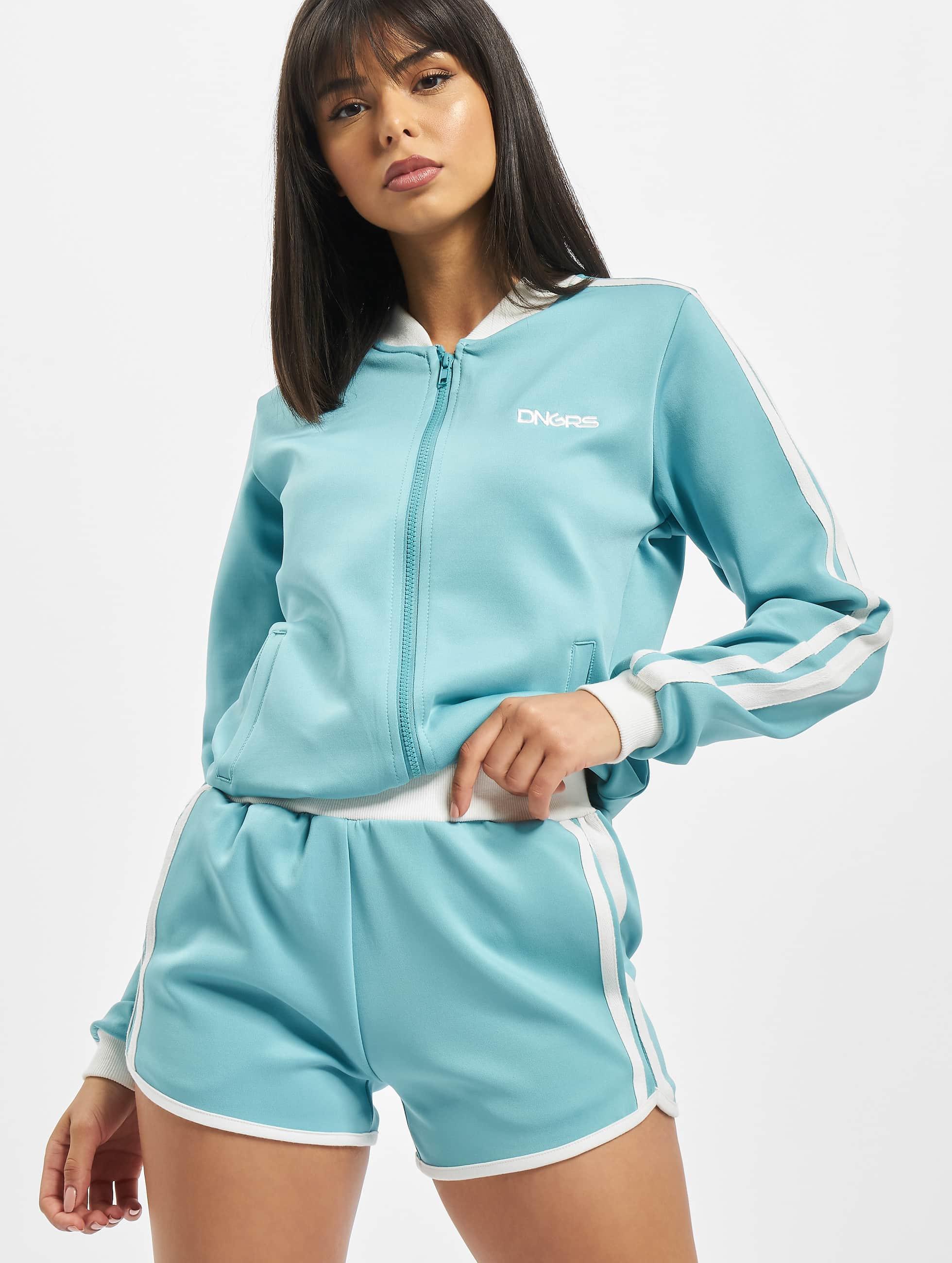 Dangerous DNGRS / Suits Hotsuit in blue XS