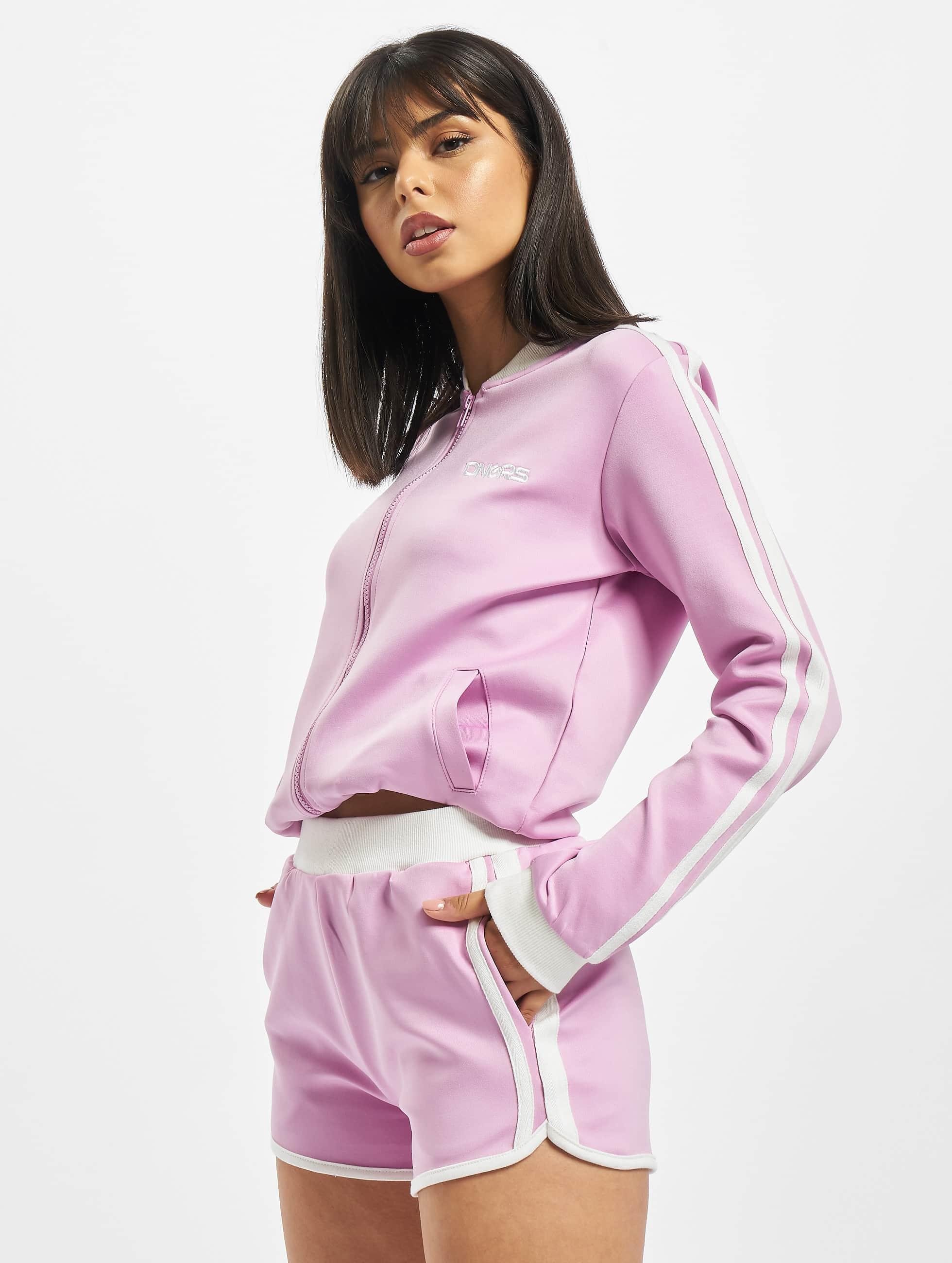 Dangerous DNGRS / Suits Hotsuit in rose XS