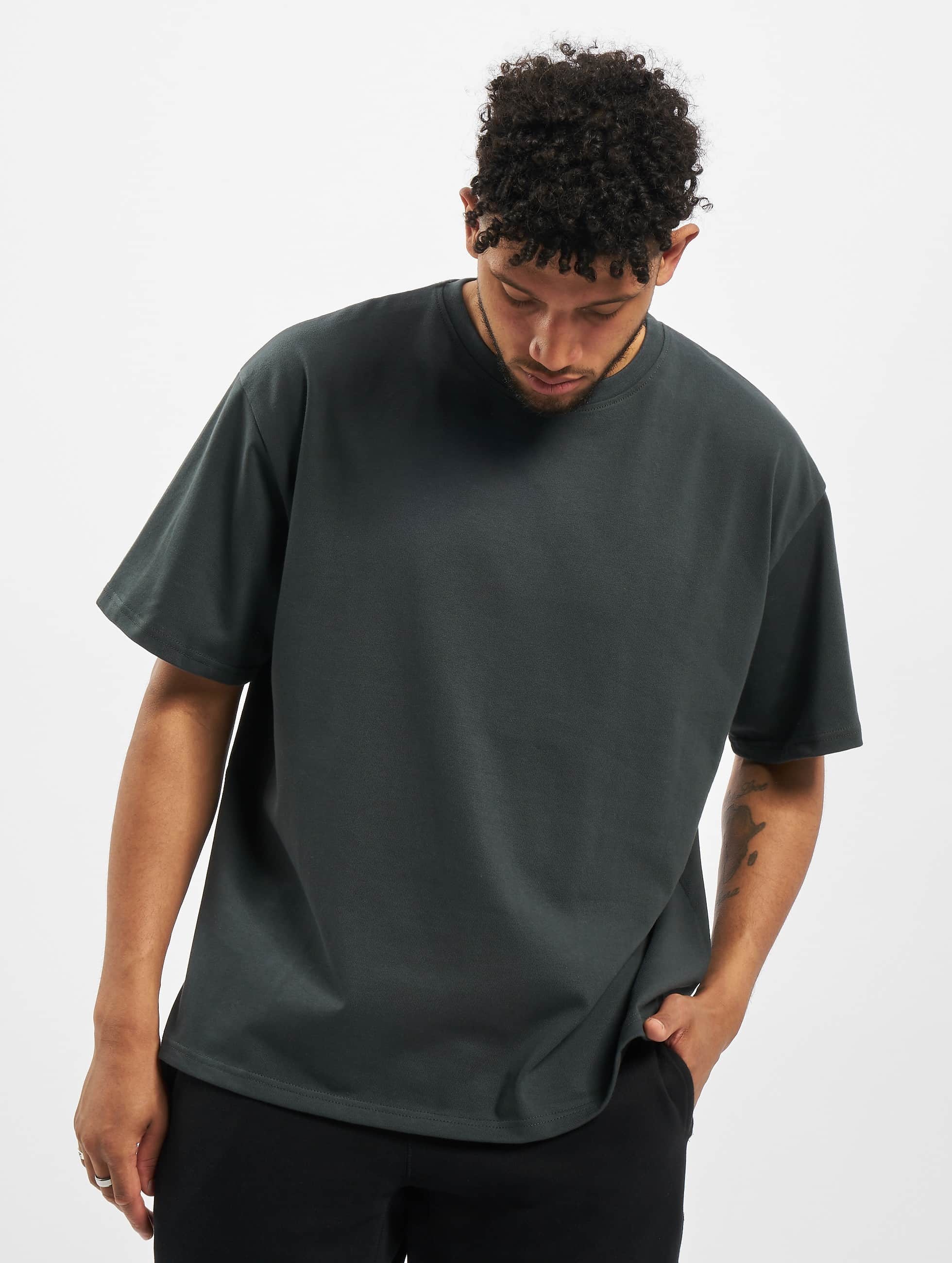 DEF / T-Shirt Larry in grey M