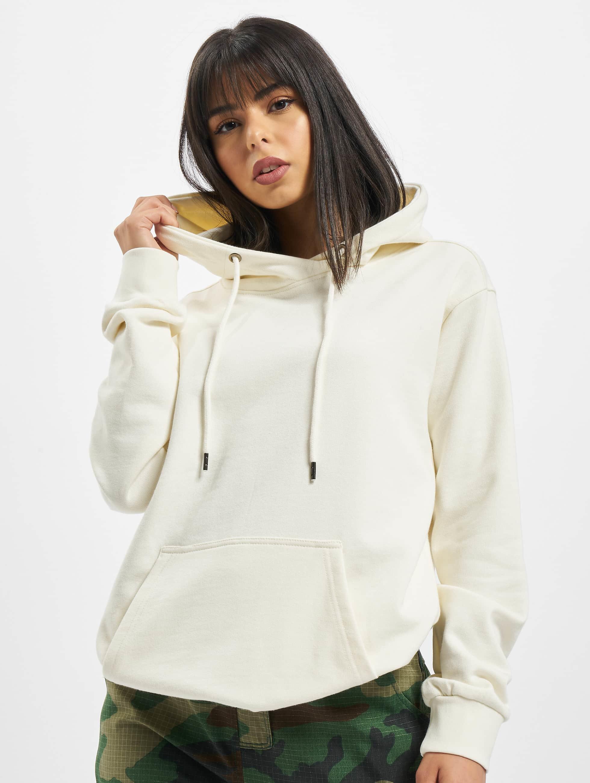 DEF / Hoodie Maja in white XS