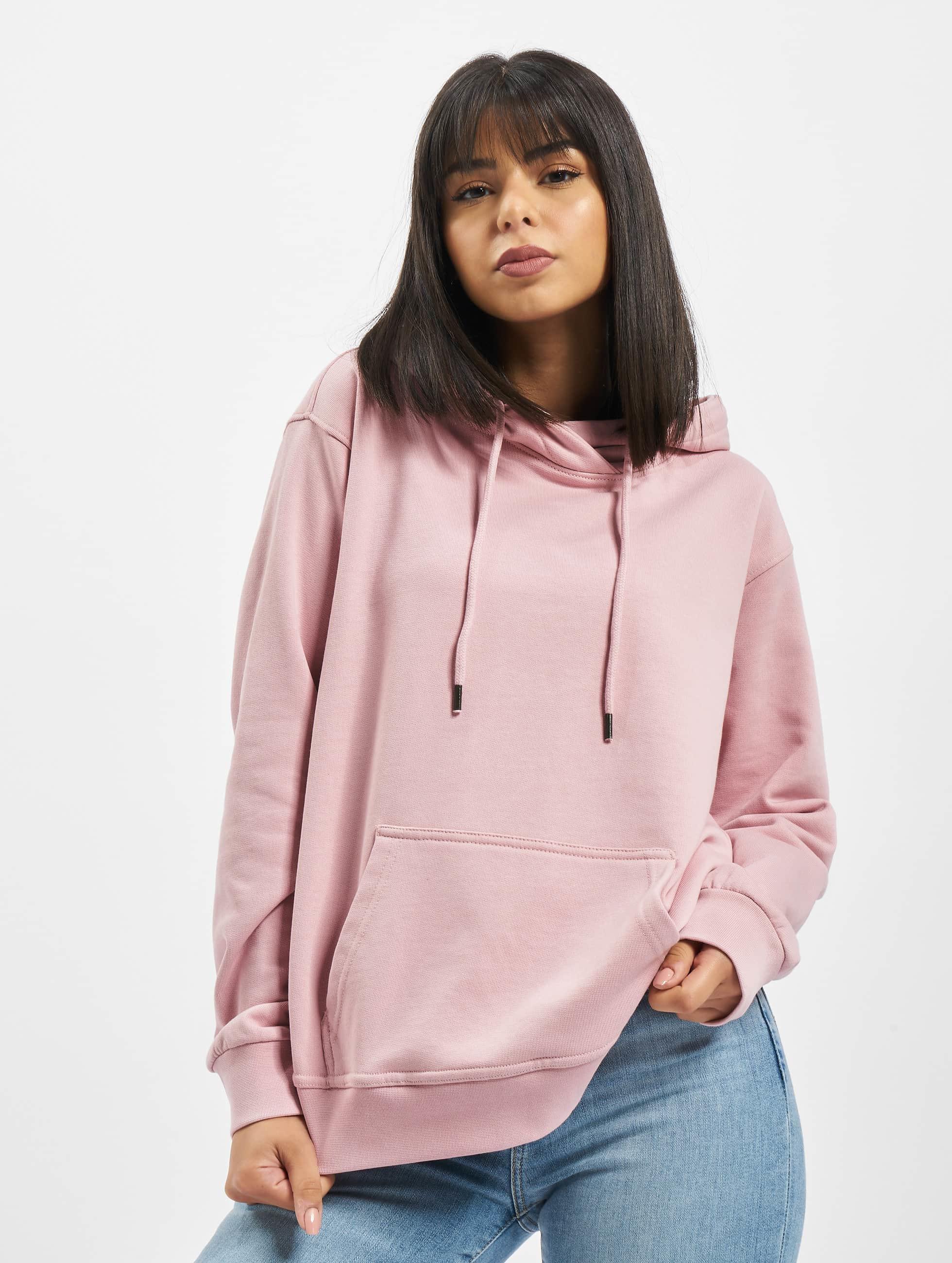 DEF / Hoodie Maja in rose XS