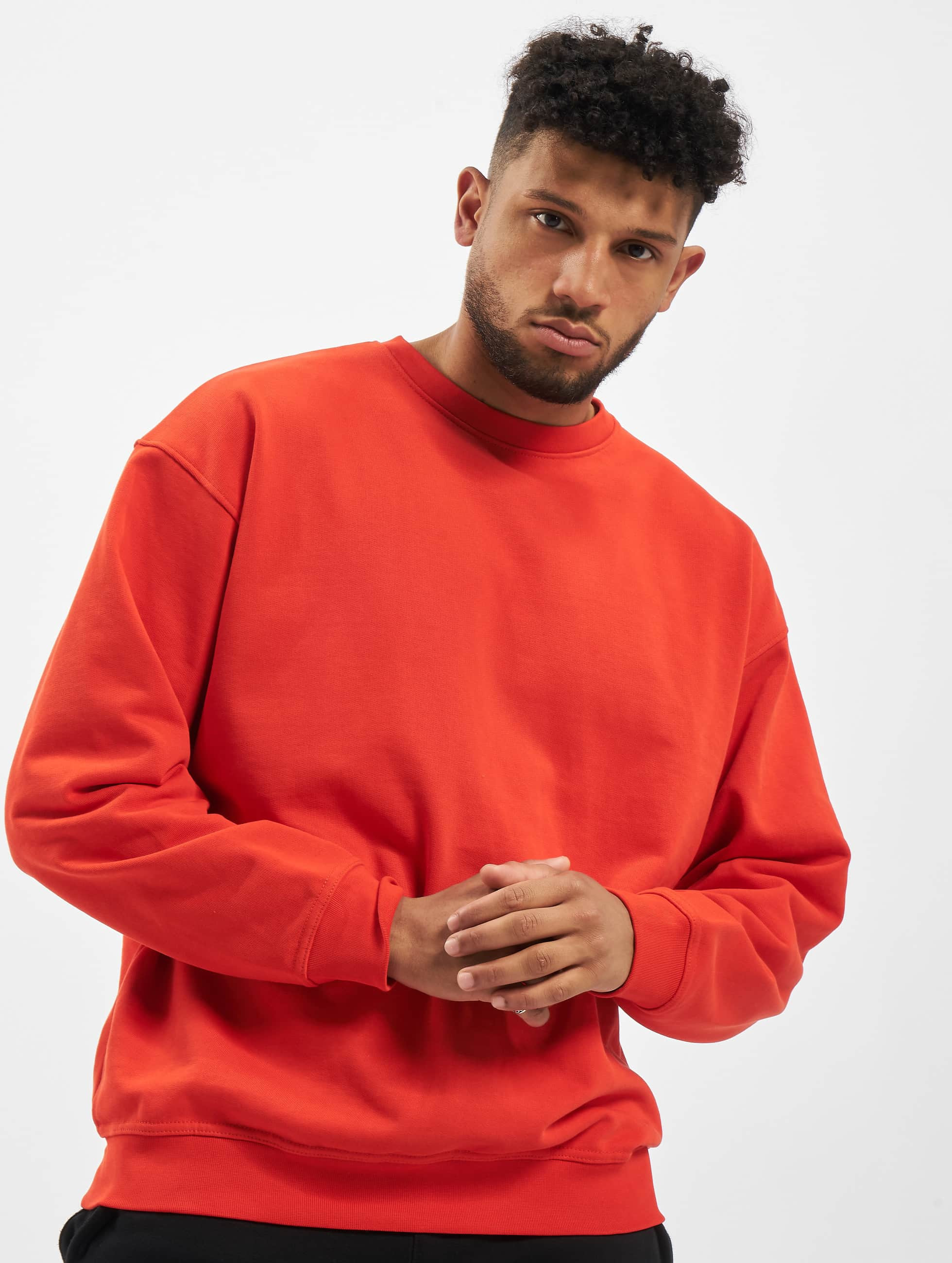 DEF / Jumper Carlo in red XL