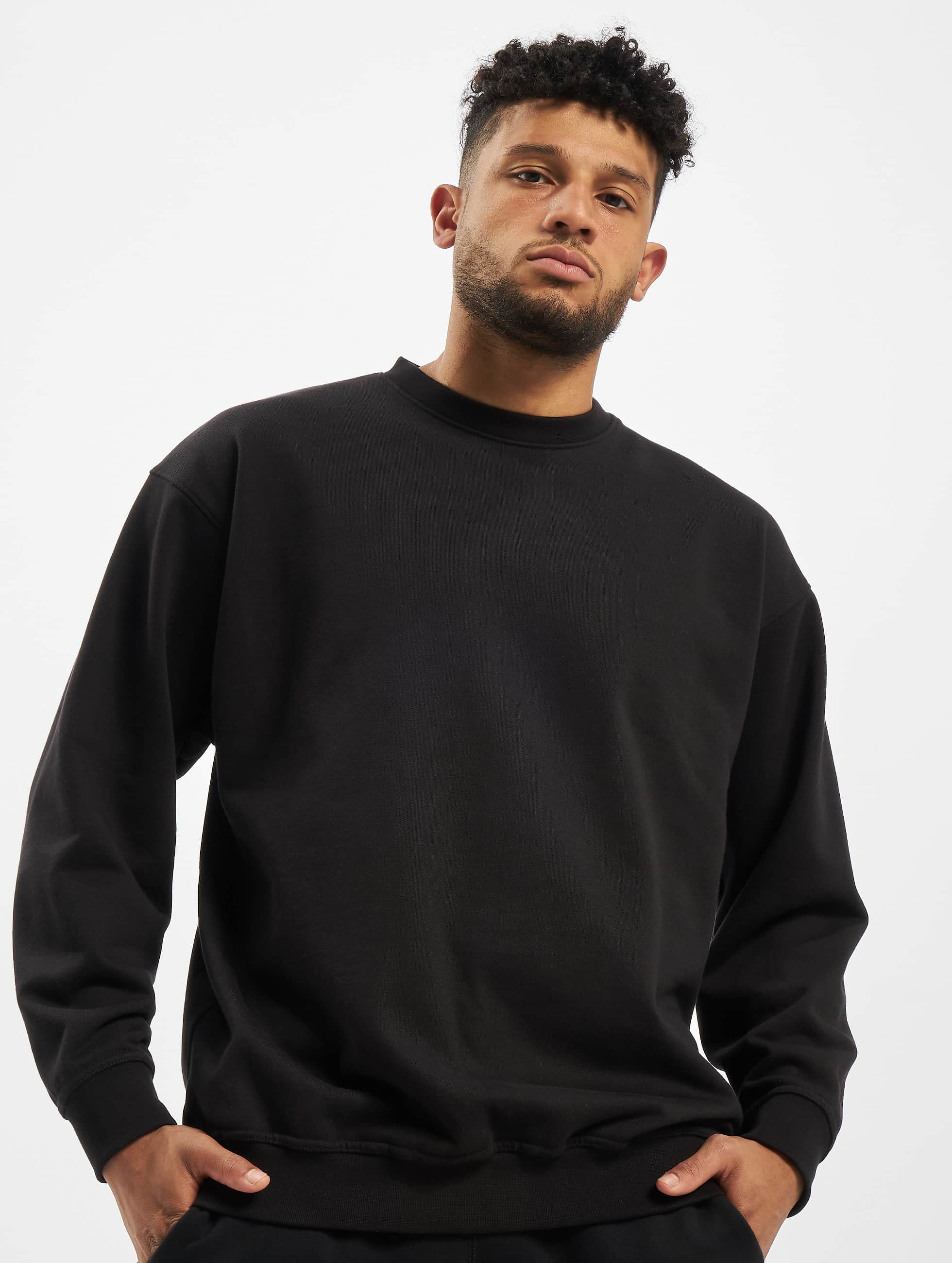 DEF / Jumper Carlo in black XL