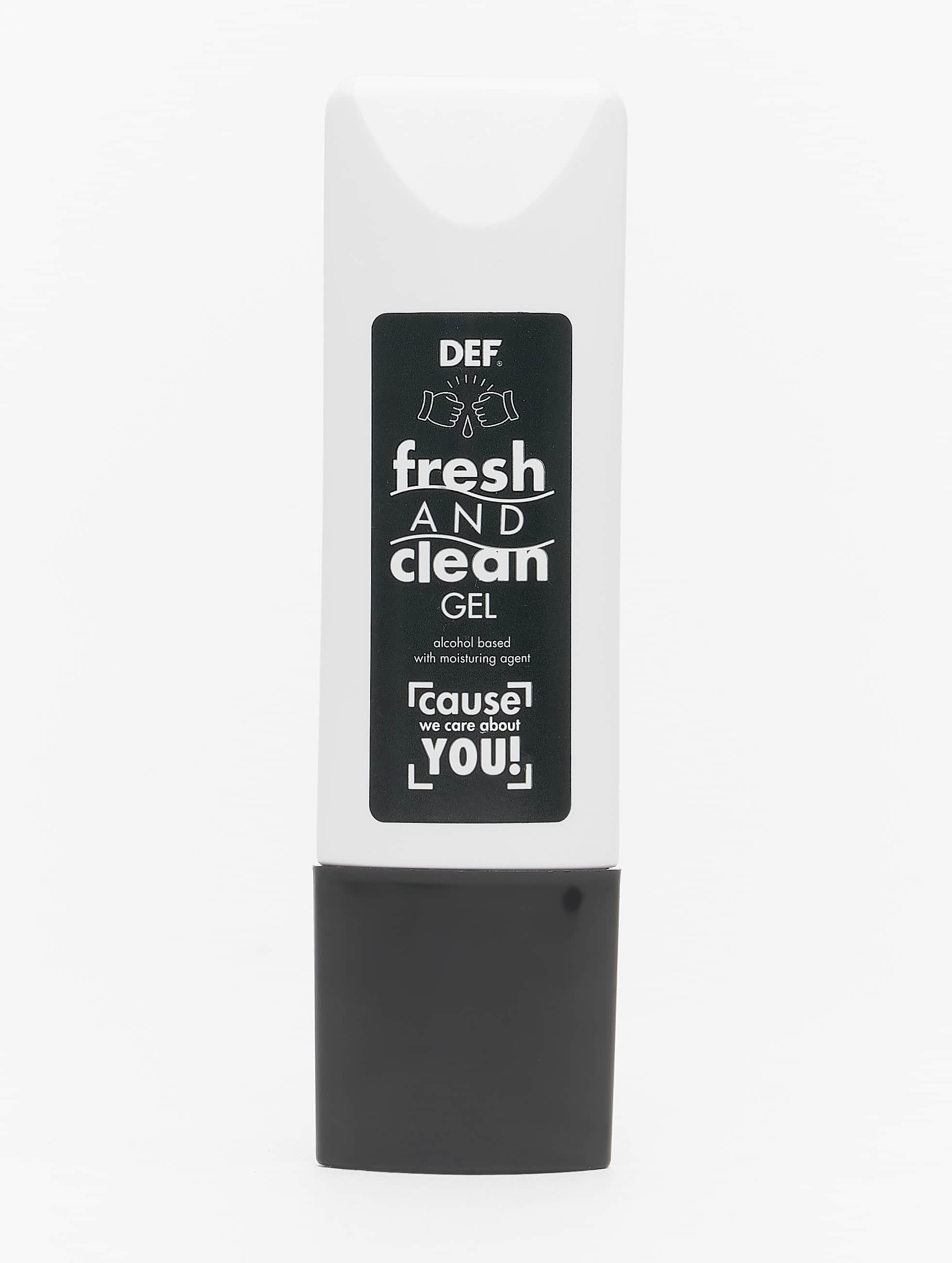 DEF / More Fresh And Clean Gel Hand Cleaner // Warning: only by standard shipping and only to Germany in white One Size