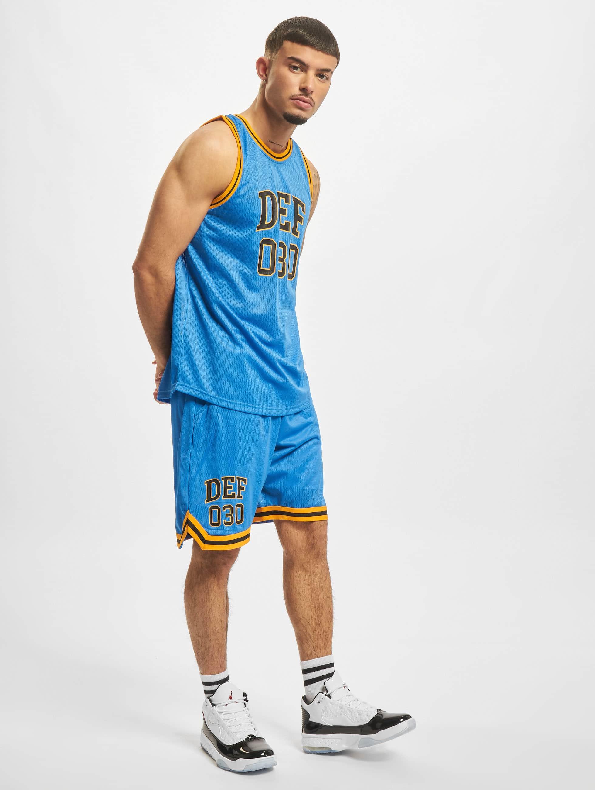 DEF Männer Anzug Basketball in blau