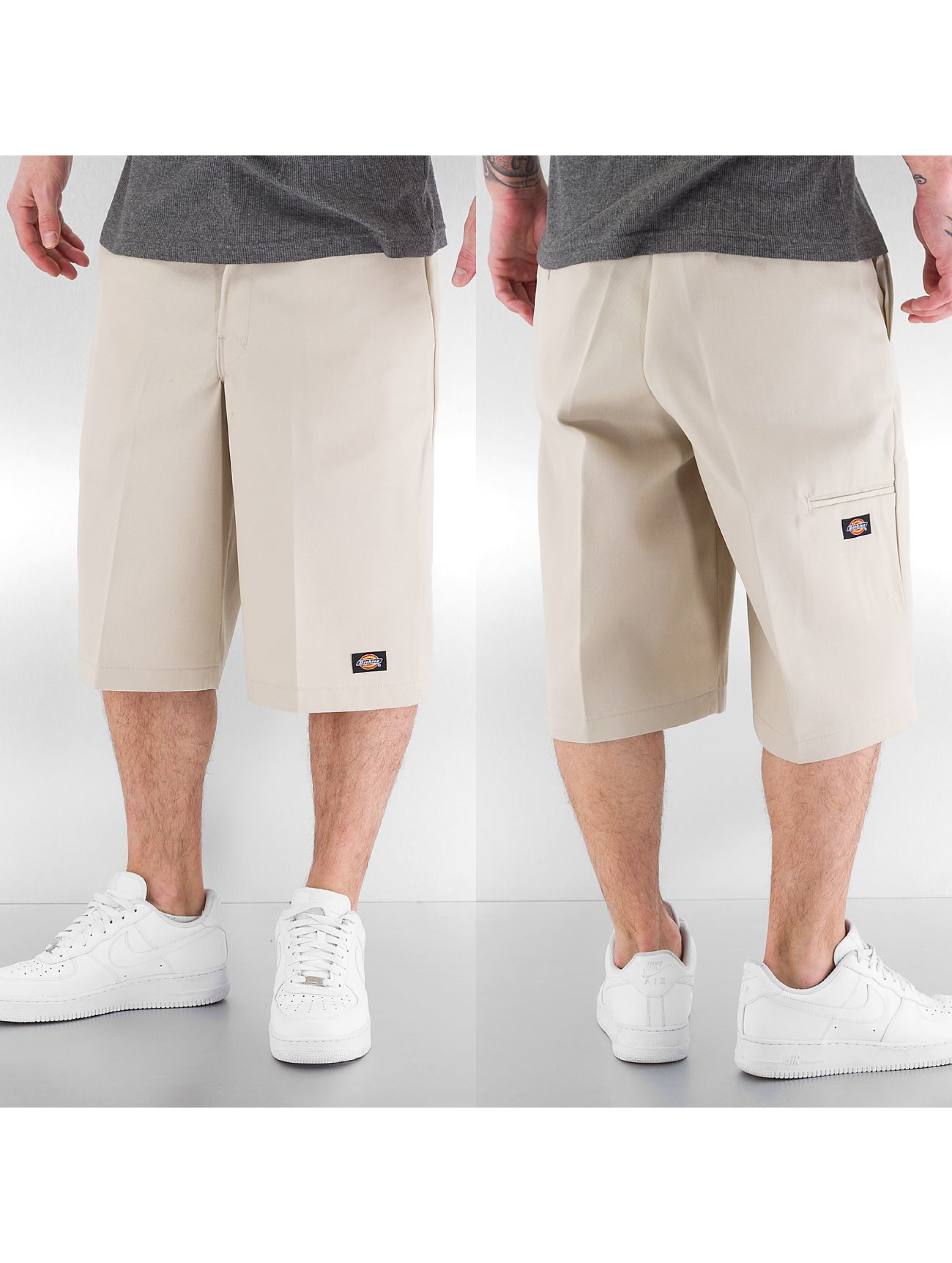Dickies Männer Shorts Multi-Use Pocket Work in beige