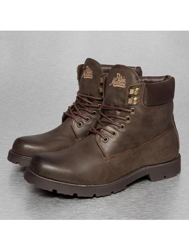 Patria Mardini Ulma Boots Dark Brown