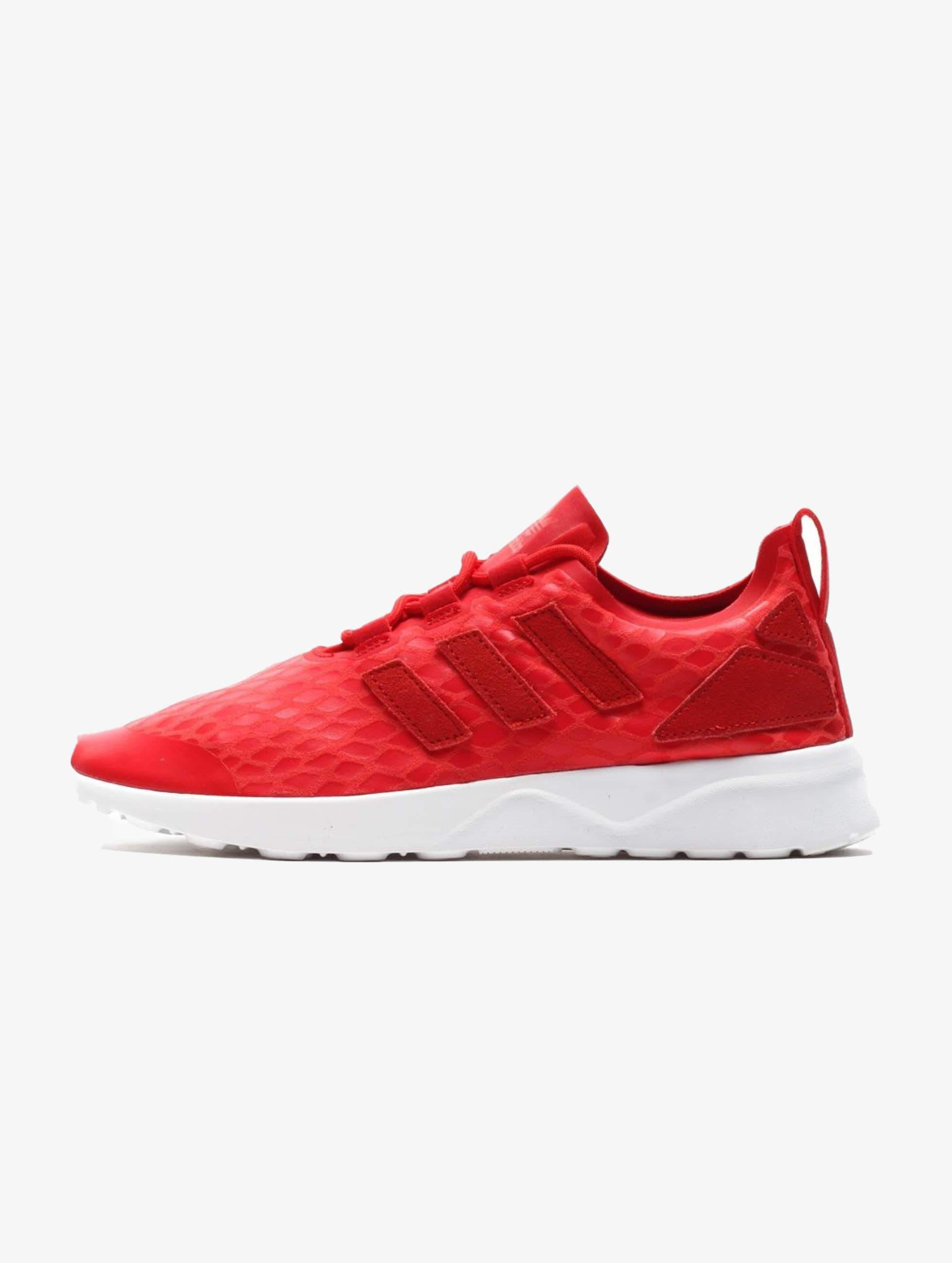 Adidas Zx Flux Verve W Sneakers Red