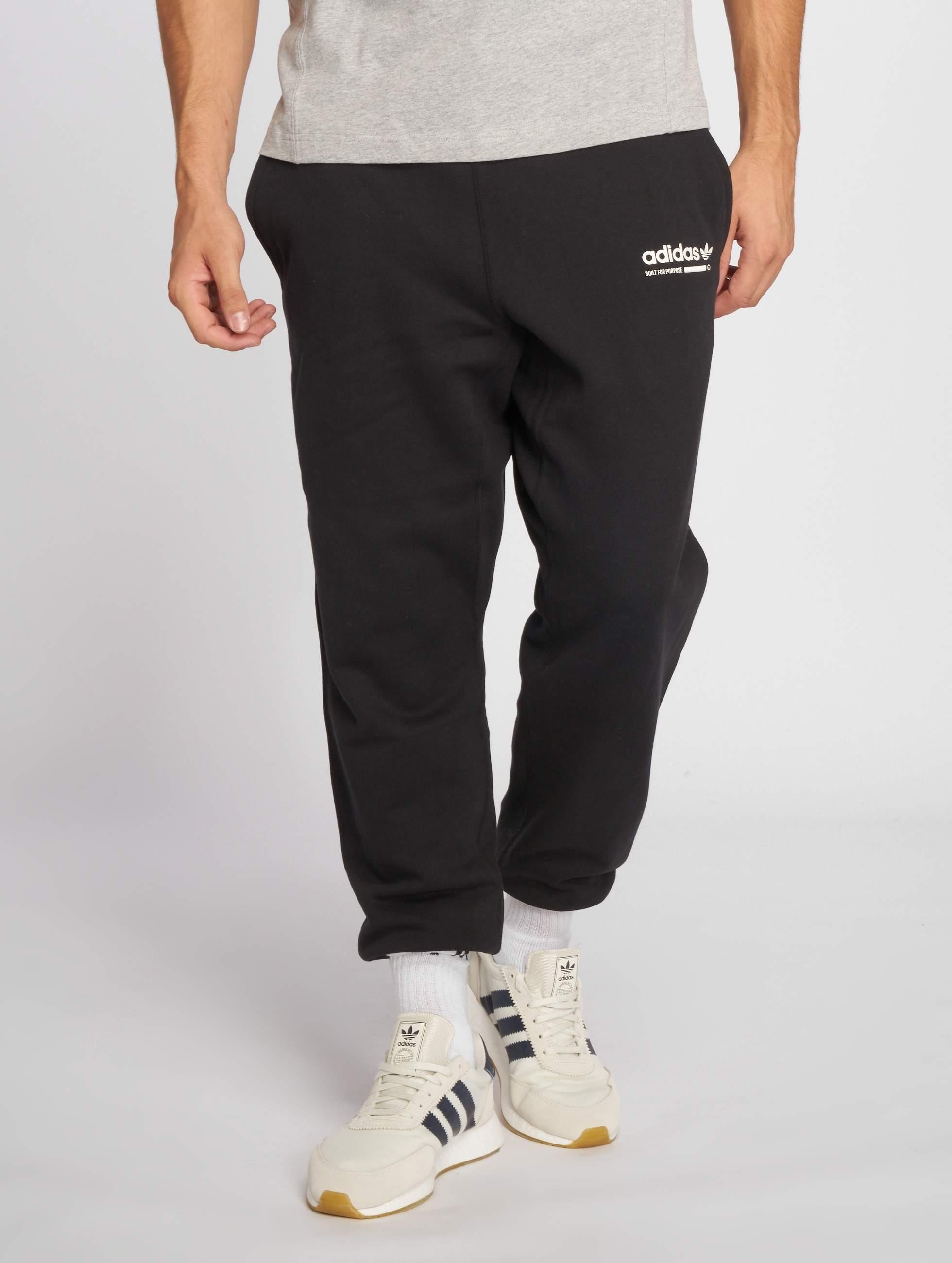 bd8eddab87f adidas originals broek / joggingbroek Kaval in zwart 499833