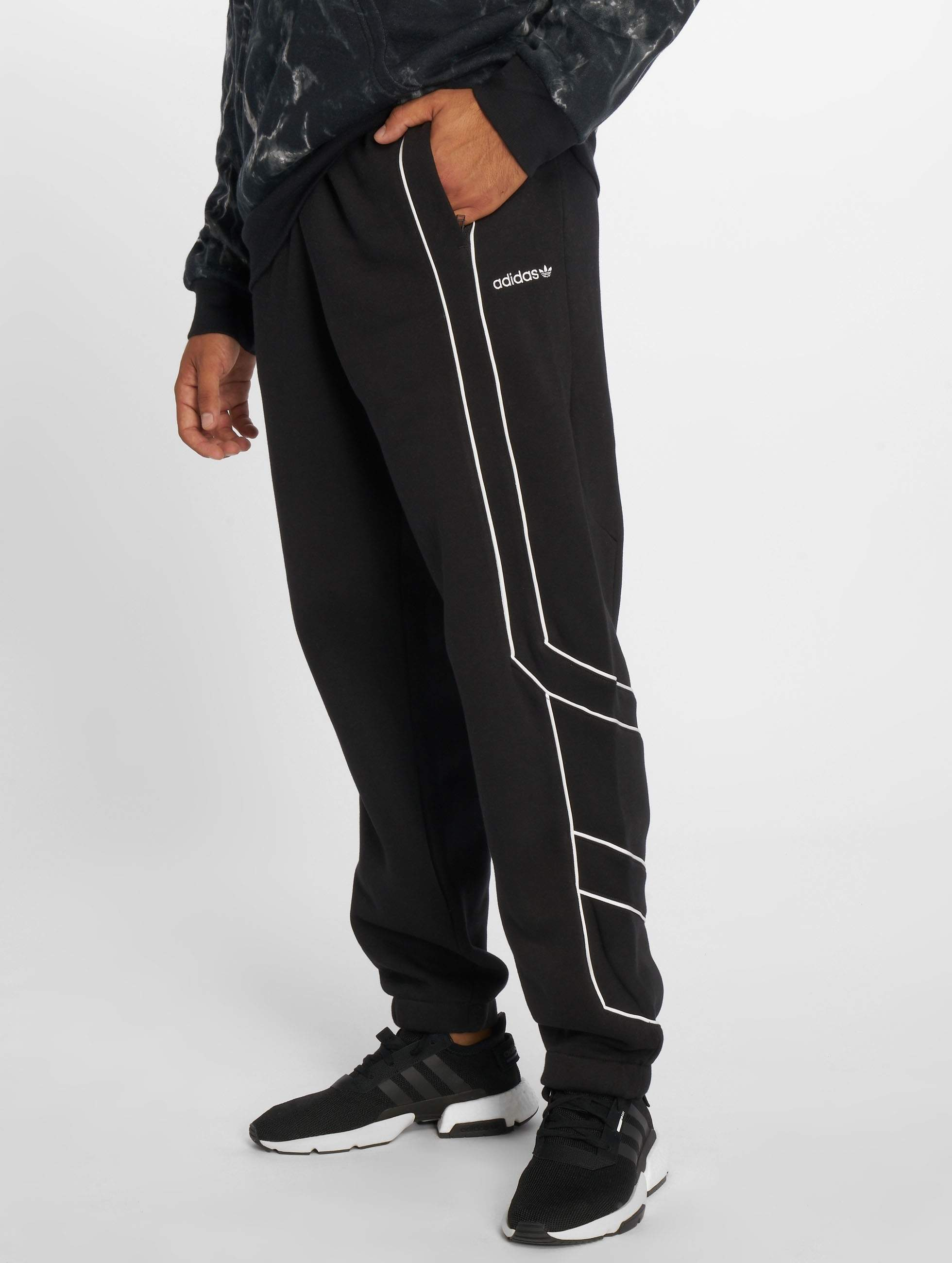 0fd1c506500 adidas originals broek / joggingbroek Eqt Outline Tp in zwart 499993