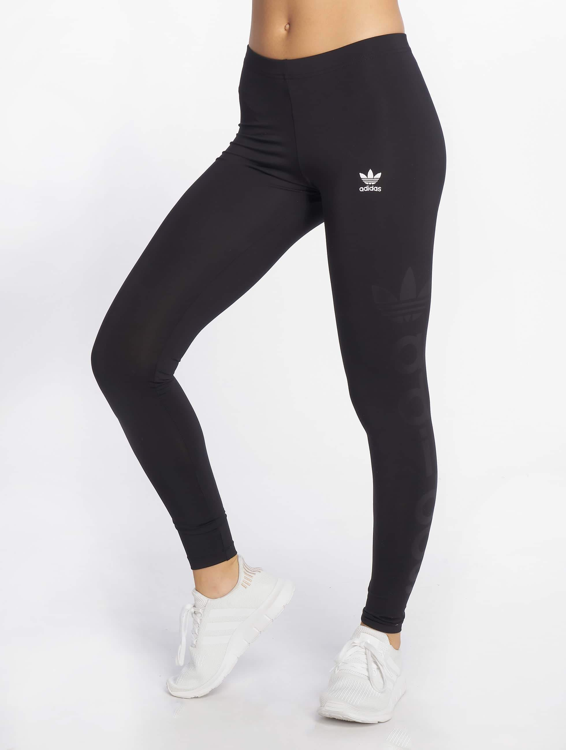84b898d6cbb adidas originals broek / Legging Tights in zwart 499504