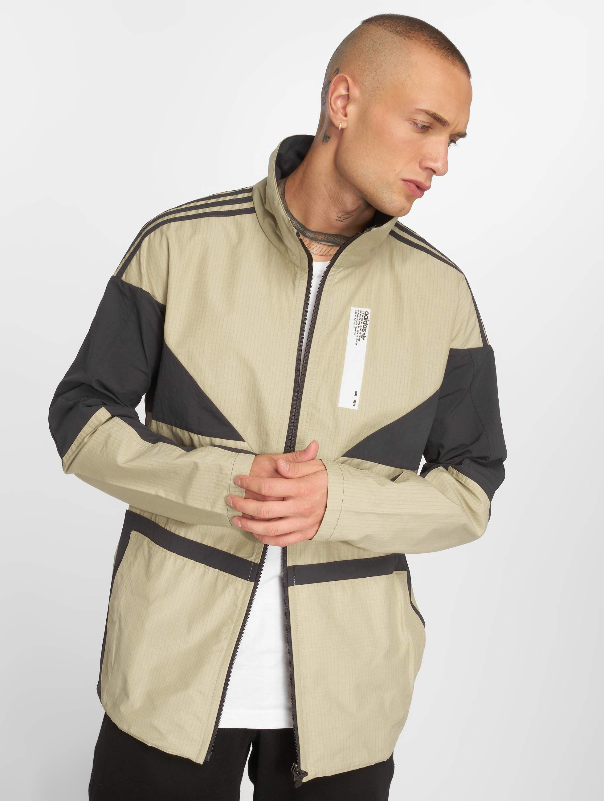 Adidas Originals Nmd Track Top Transition Jacket Raw Golden