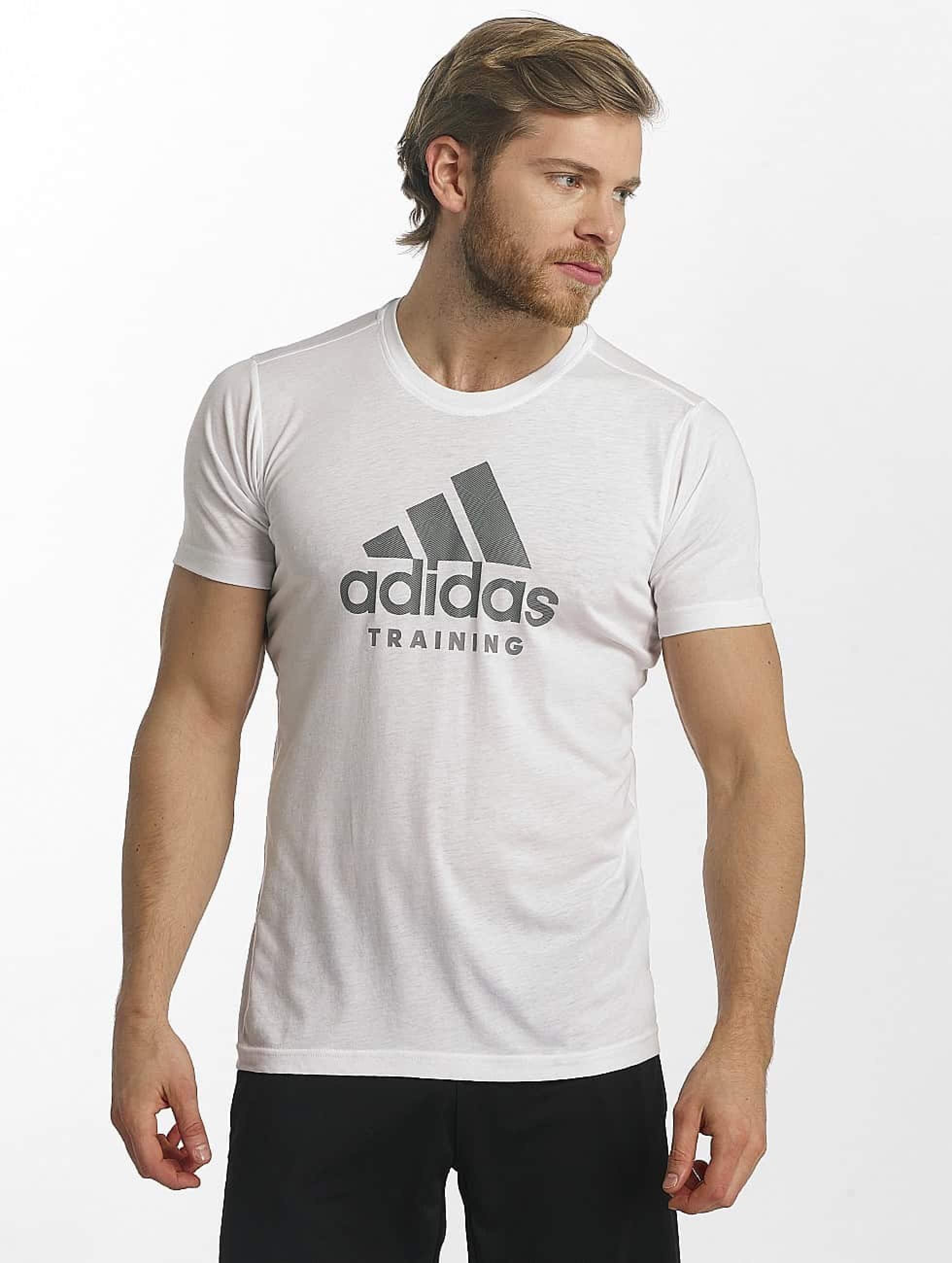 official photos 30acd caad4 adidas Performance Yläosat   Adi Training T-paidat   valkoinen 450830