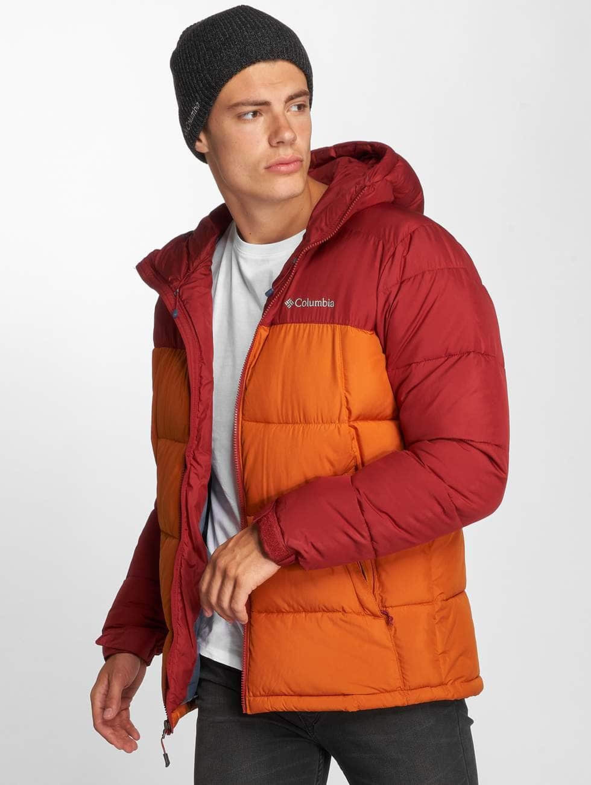 afcd3237920 Columbia jas / winterjas Pike Lake Hooded in rood 480409
