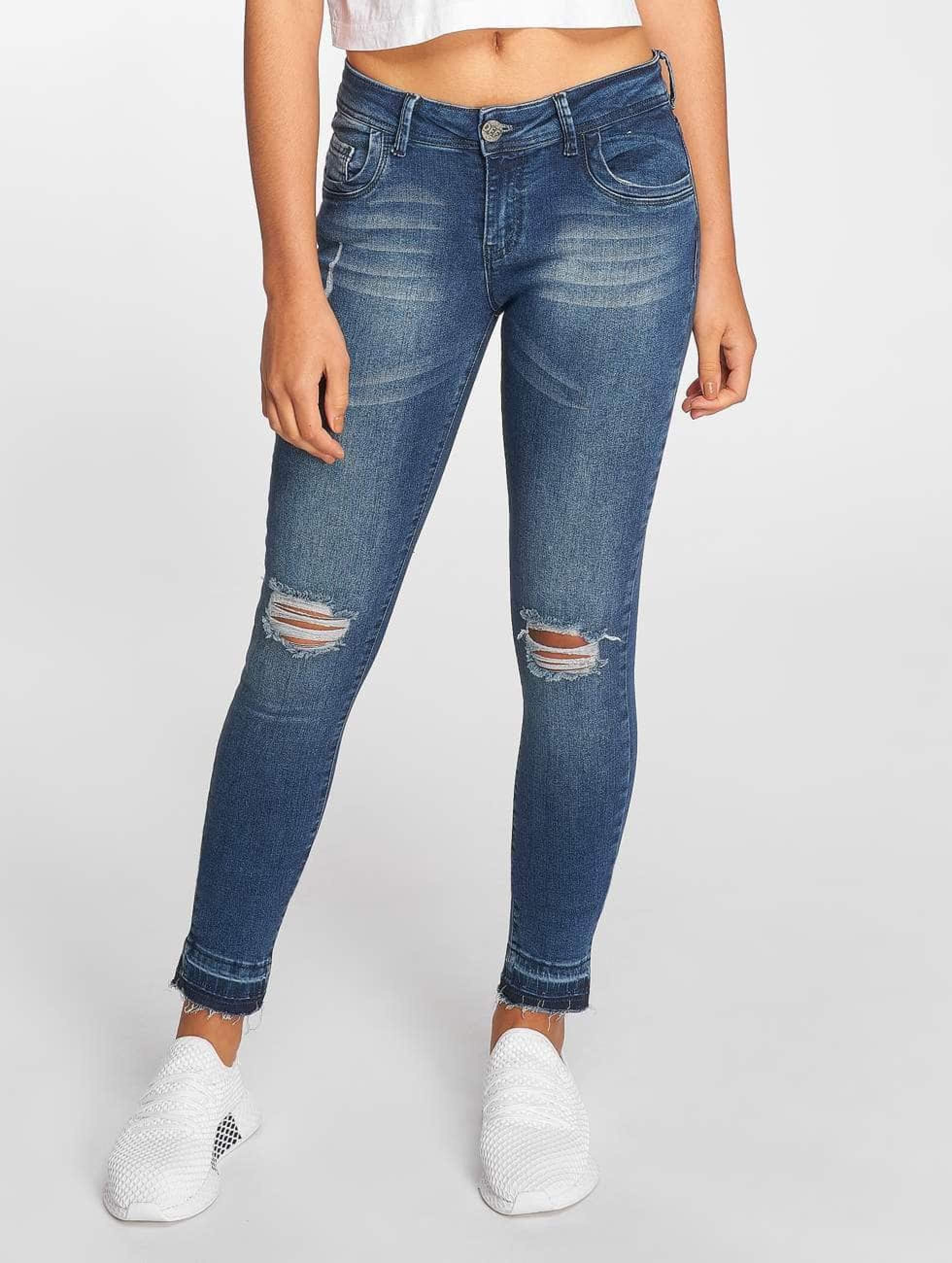 DEF Skylor Slim Fit Jeans Blue