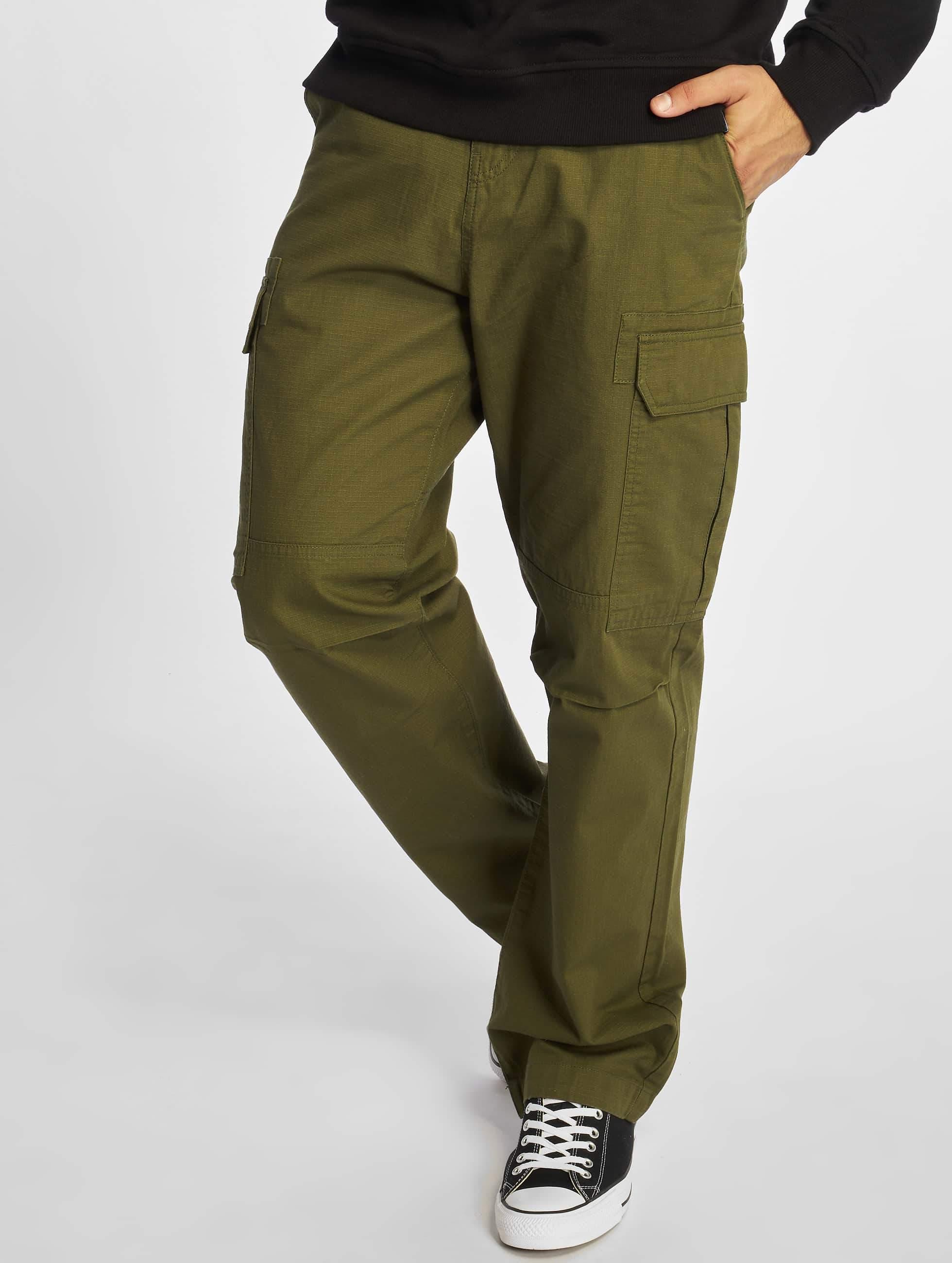 dickies higden olive homme pantalon cargo 299792. Black Bedroom Furniture Sets. Home Design Ideas