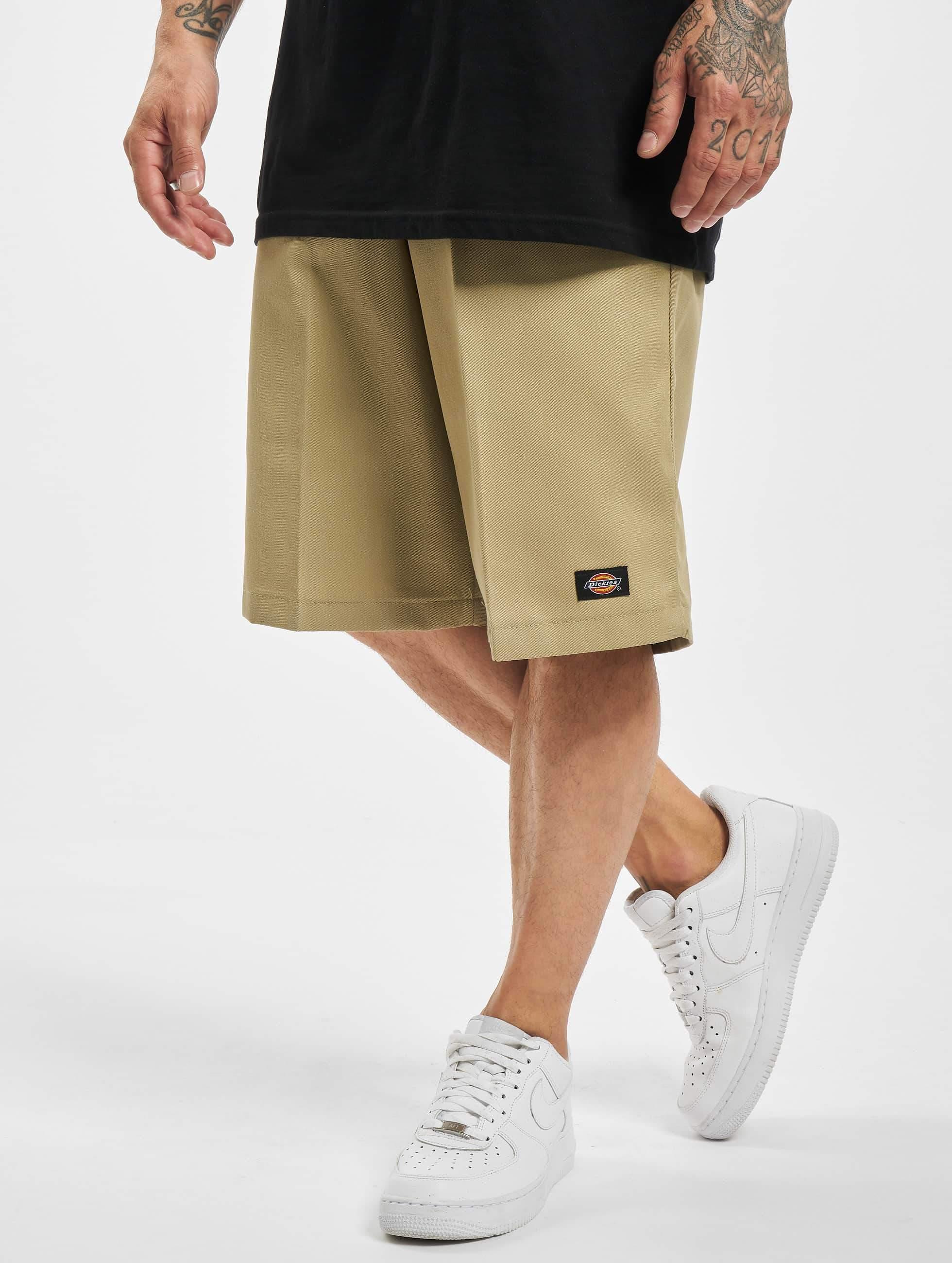 Dickies 13in Multi Use Pocket Work Shorts Khaki