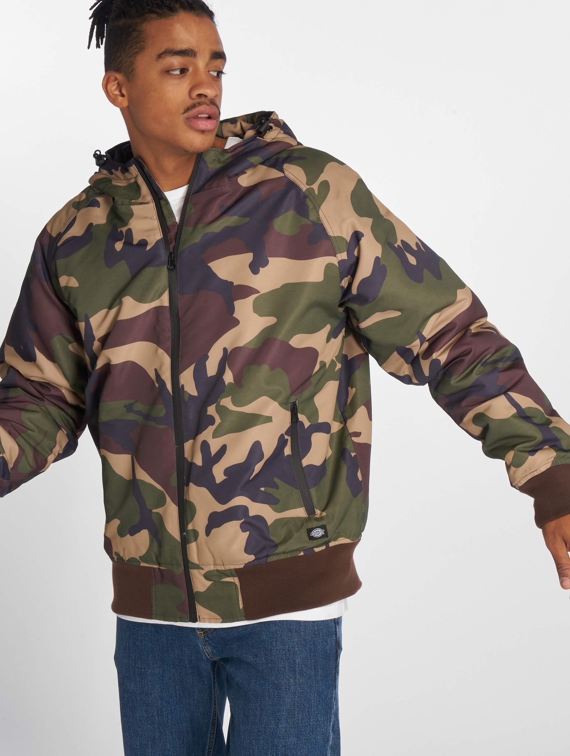 Dickies Fort Lee Jacket Camouflage