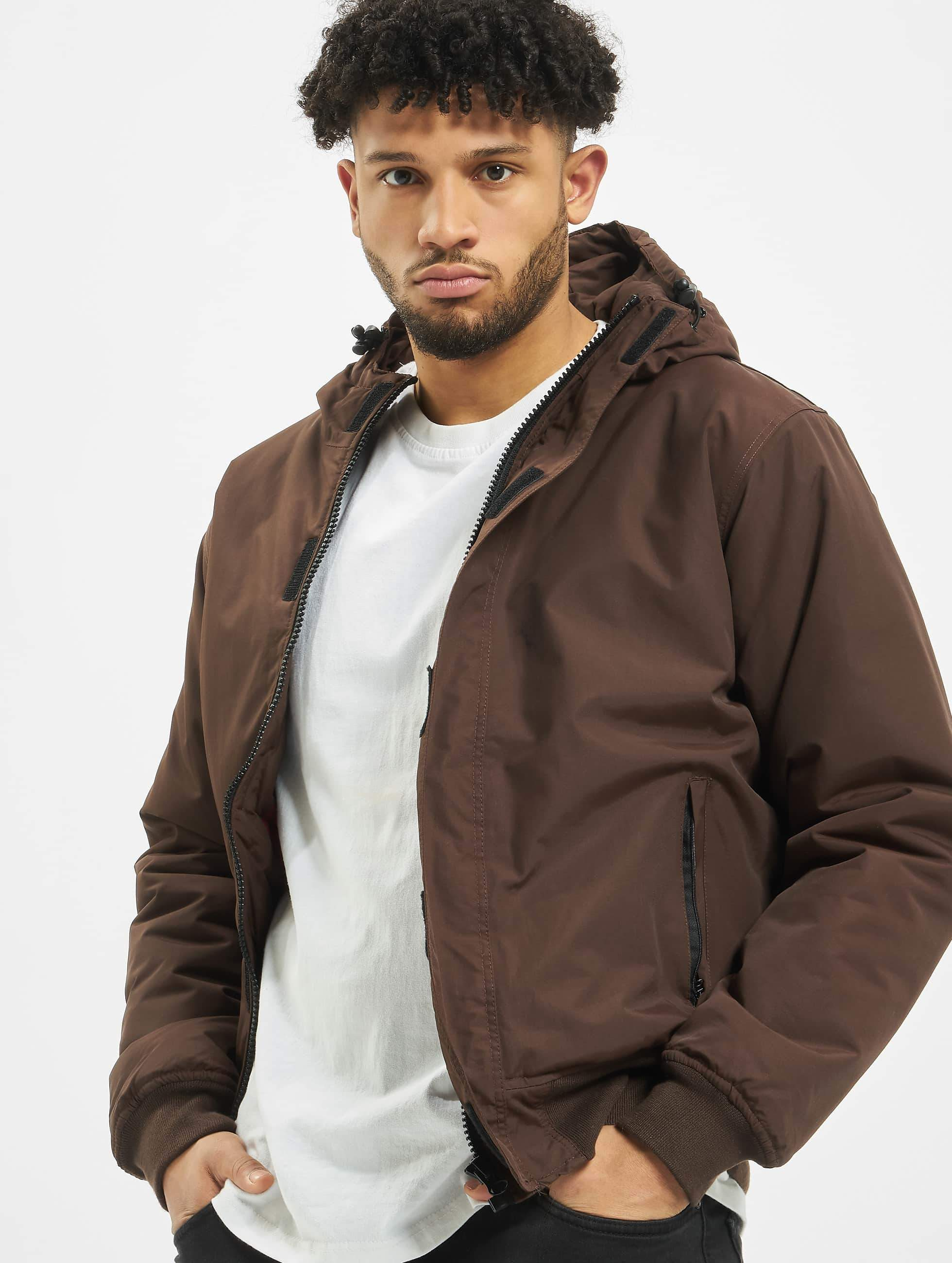 brand new ce7f3 43560 Dickies Cornwell Winter Jacket Chocolate Brown