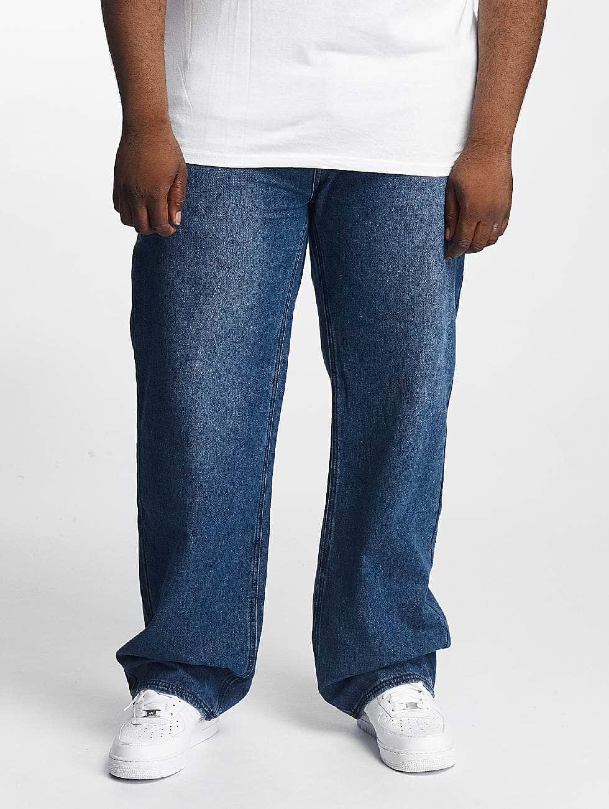 Ecko Unltd. Loose Fit Jeans Blue blau
