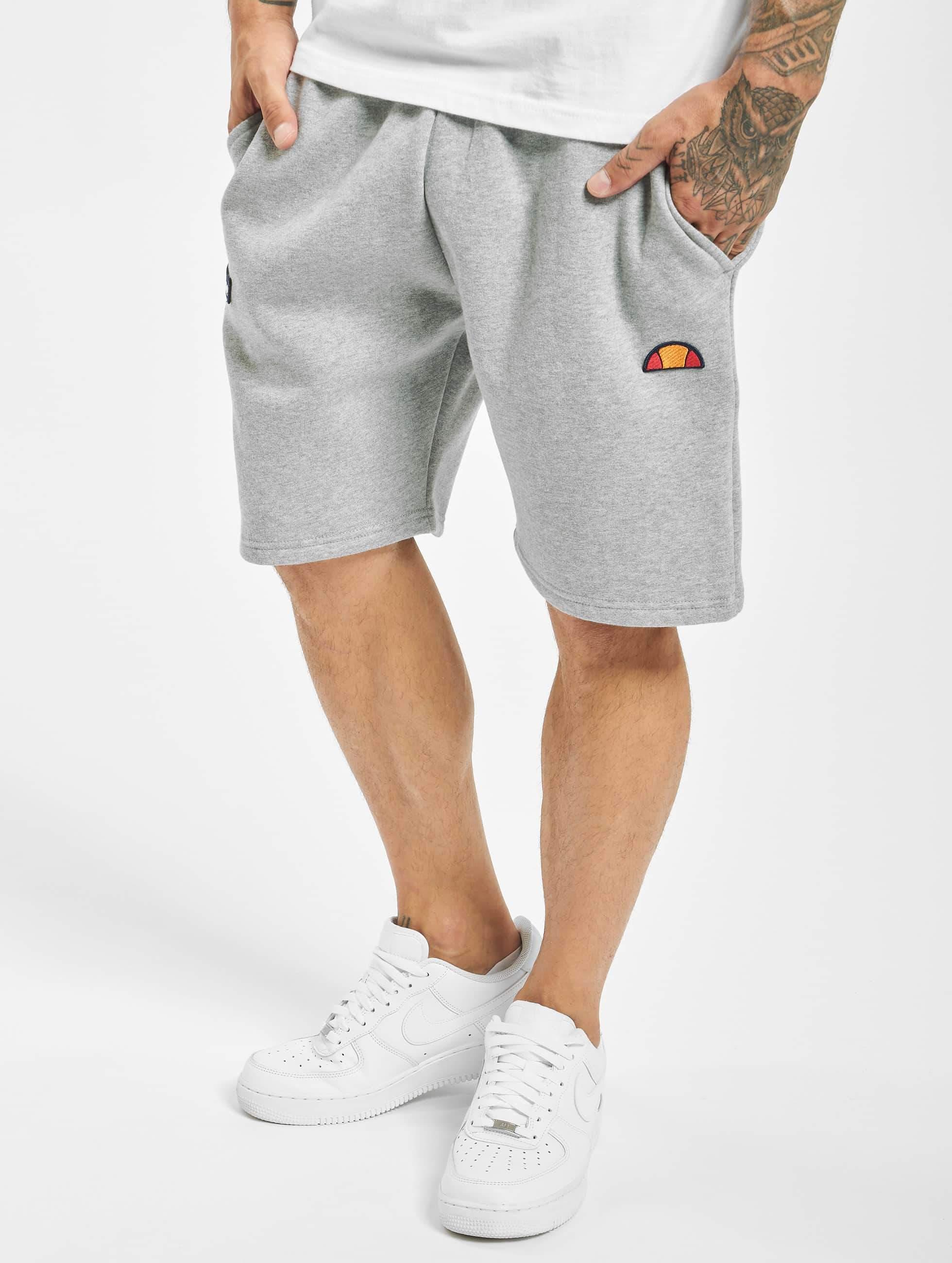 Fleece Shorts Ath Noli Ellesse Grey Marl 7vygYbf6