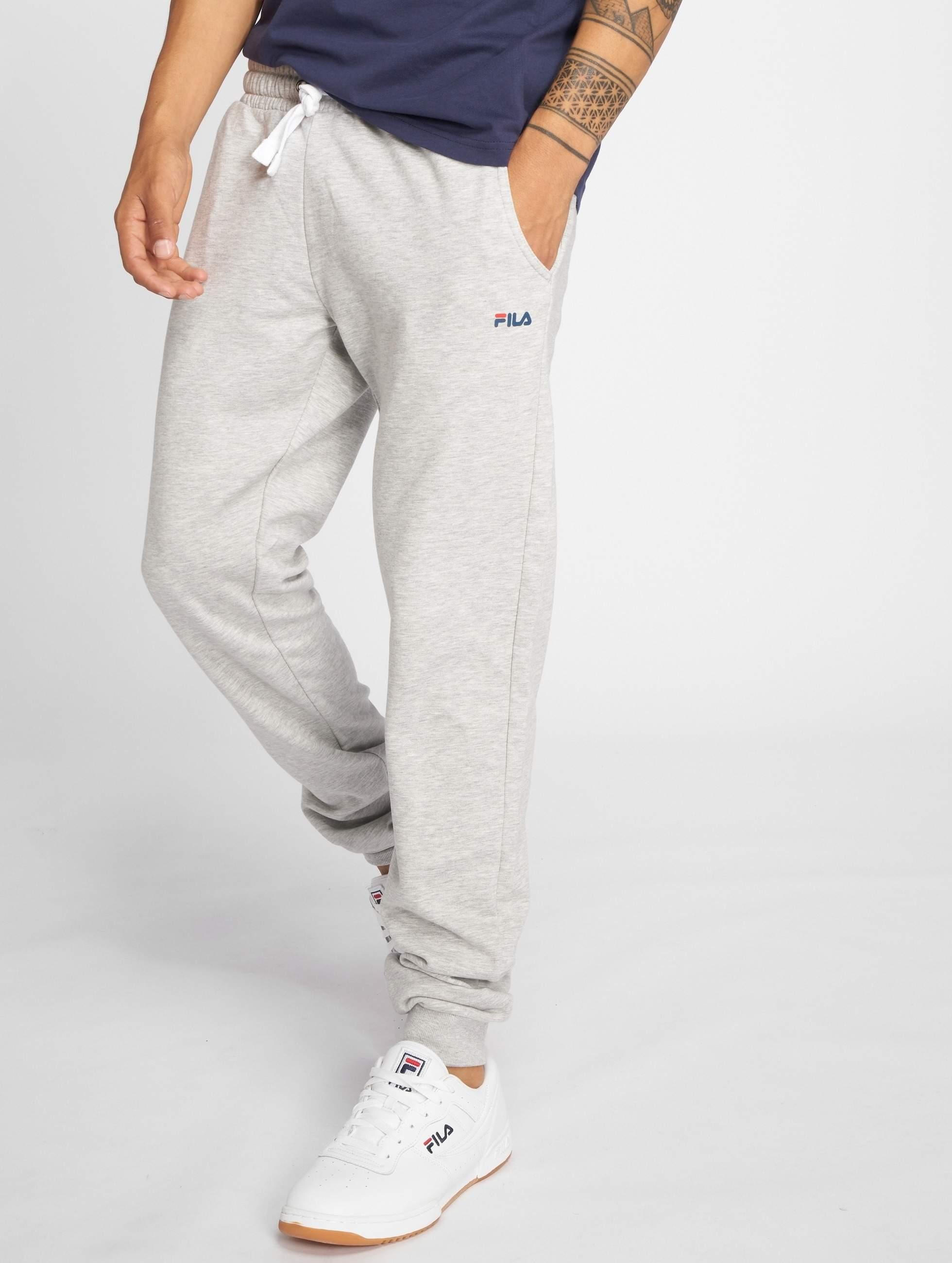 ad7ce6f8fc4 FILA broek / joggingbroek Classic Slim Pants in grijs 509539