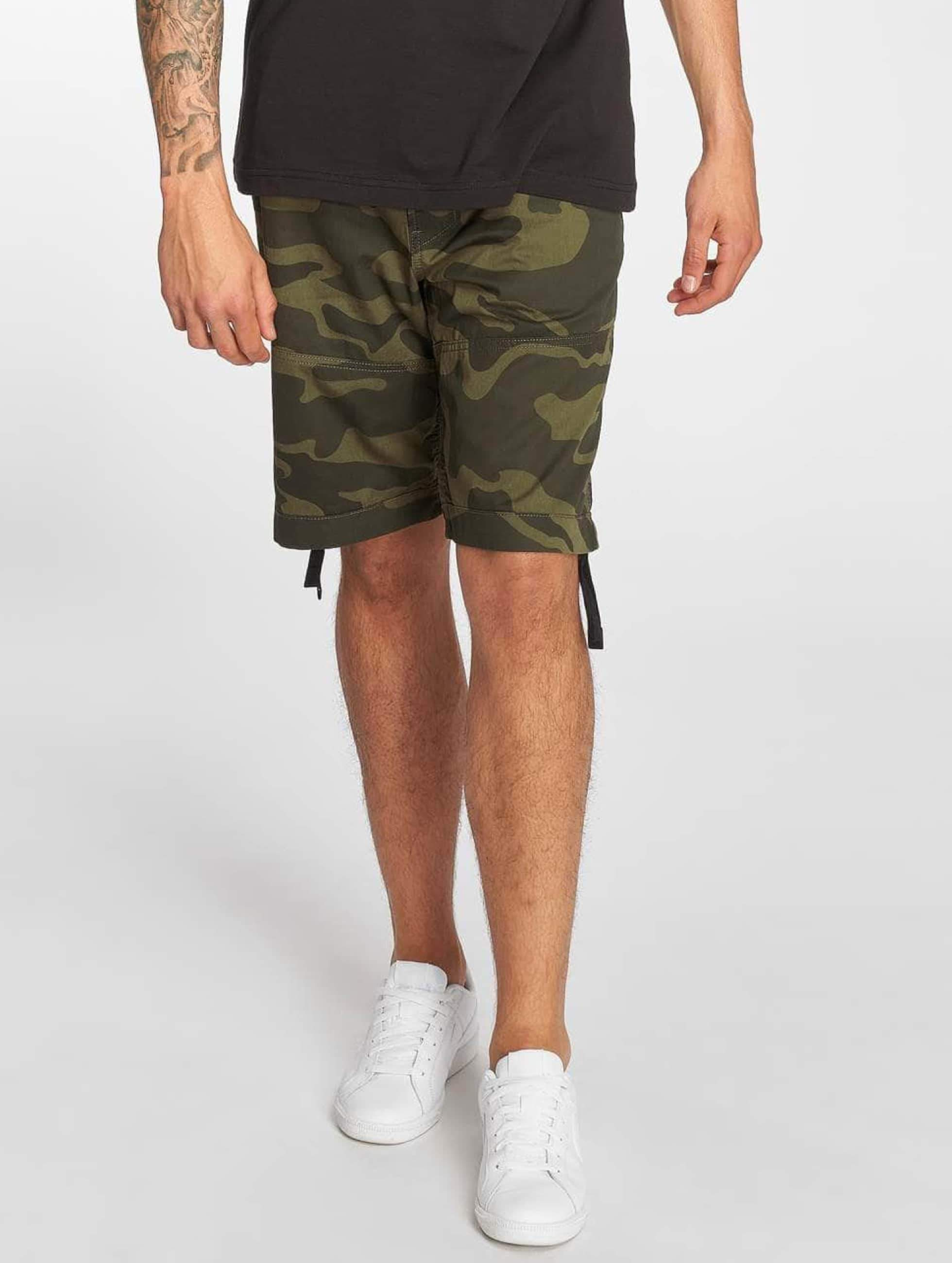 g star herren shorts rovic b dc premium in camouflage 444730. Black Bedroom Furniture Sets. Home Design Ideas