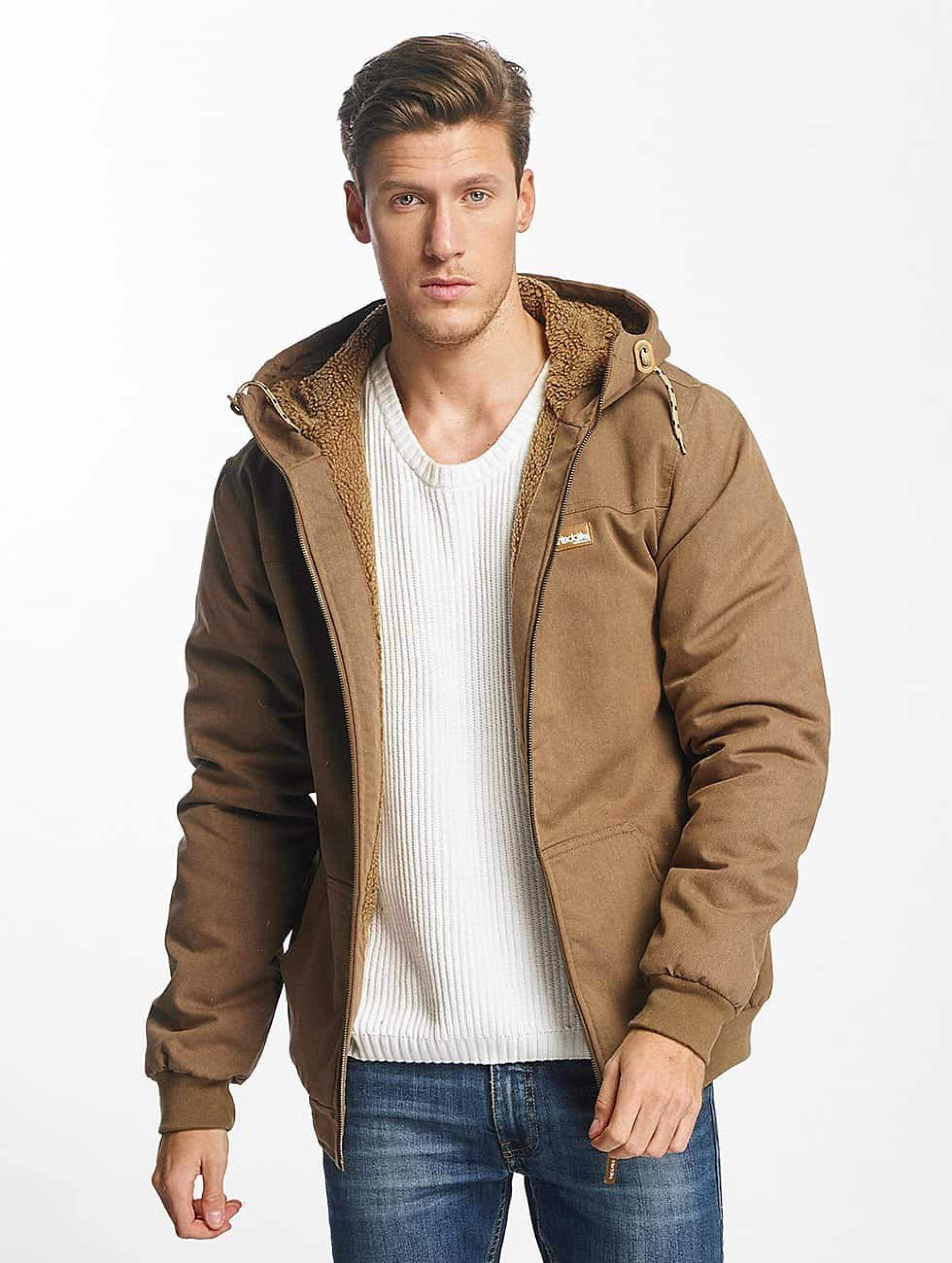 Iriedaily Dock 36 Swing Jacket Tabacco
