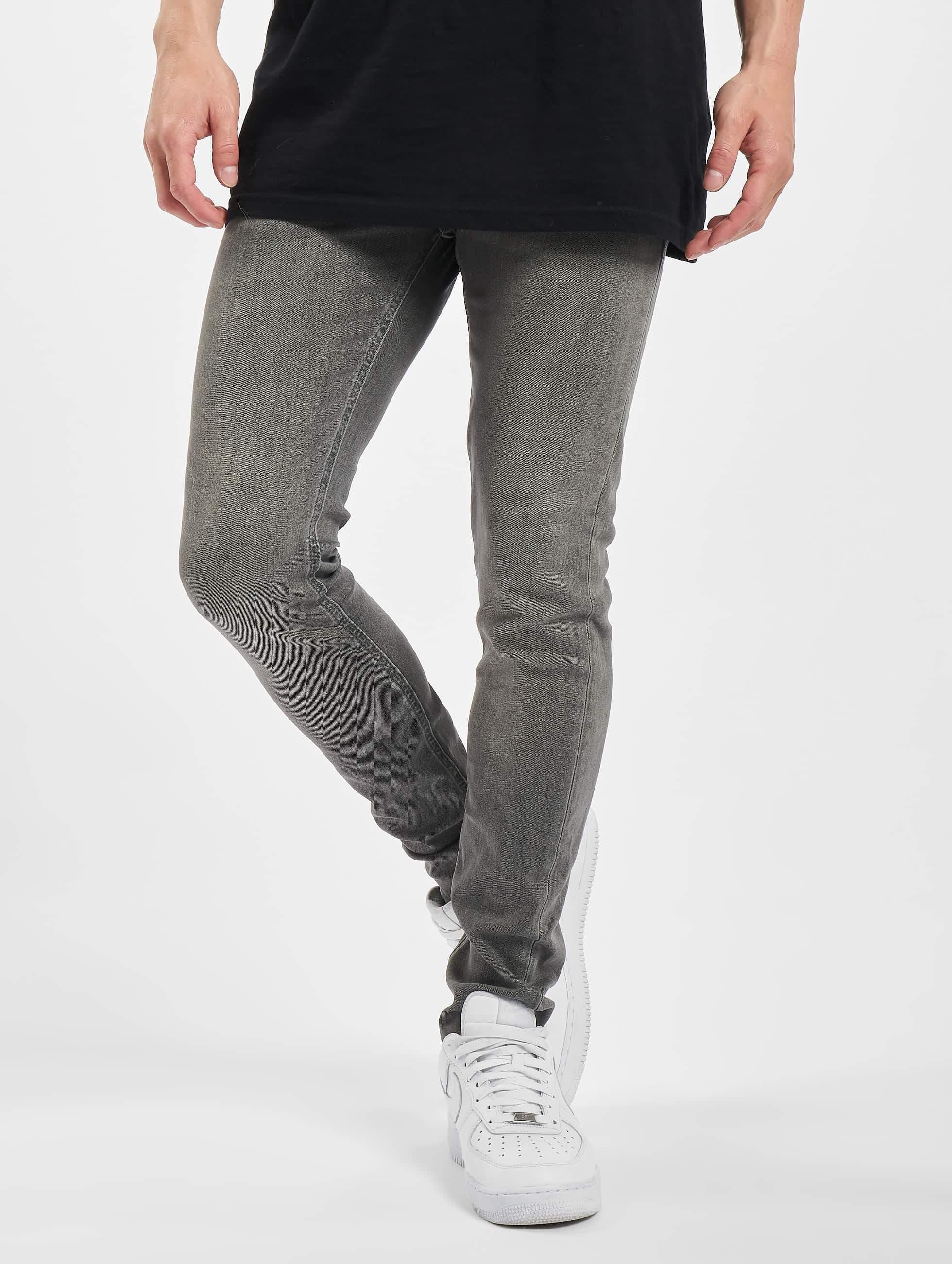 on sale 0950b 15350 Jack & Jones jjiLiam jjOriginal Skinny Jeans Grey Denim