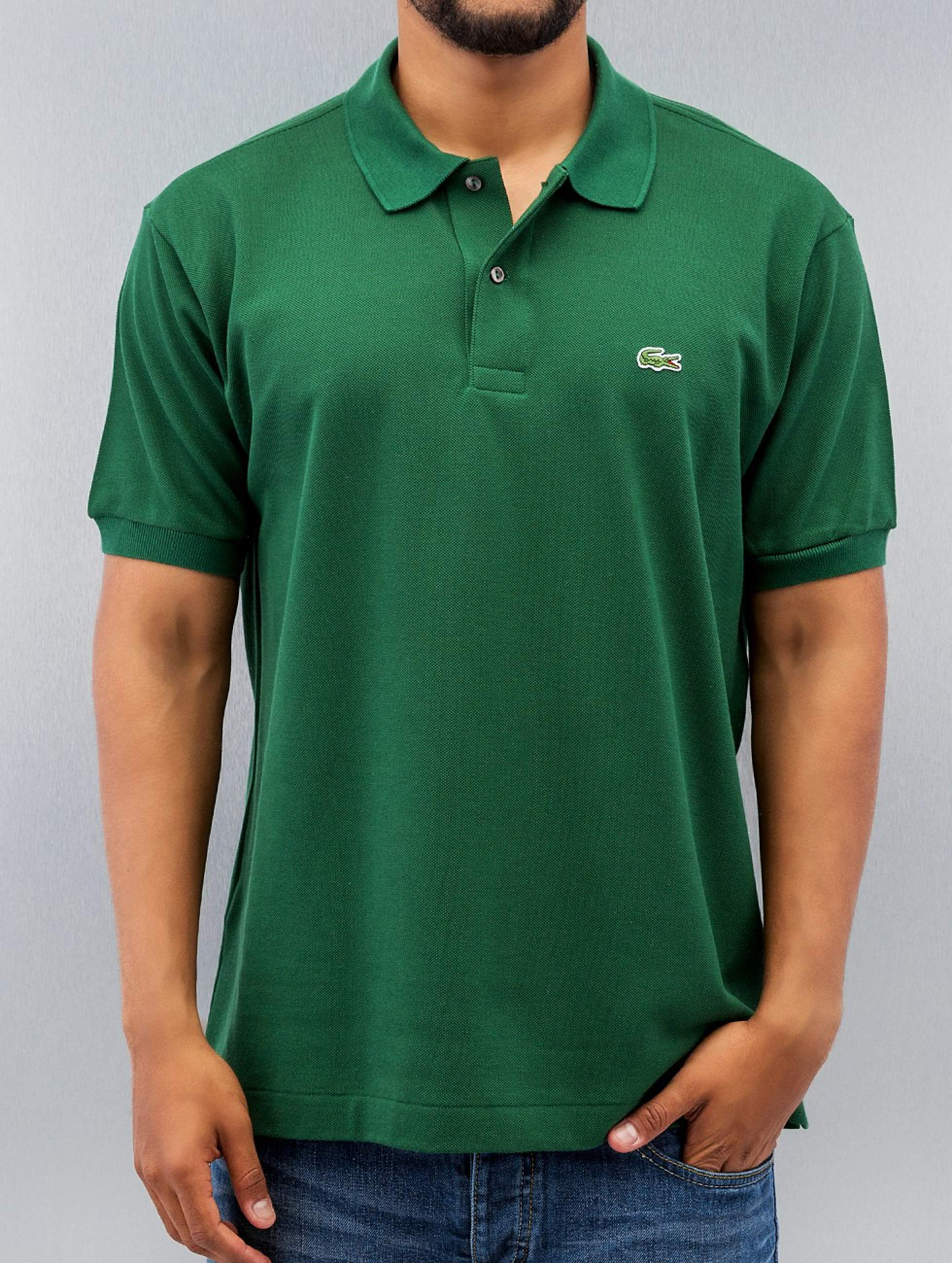 Lacoste Basic Polo Shirt Green 6bgyf7