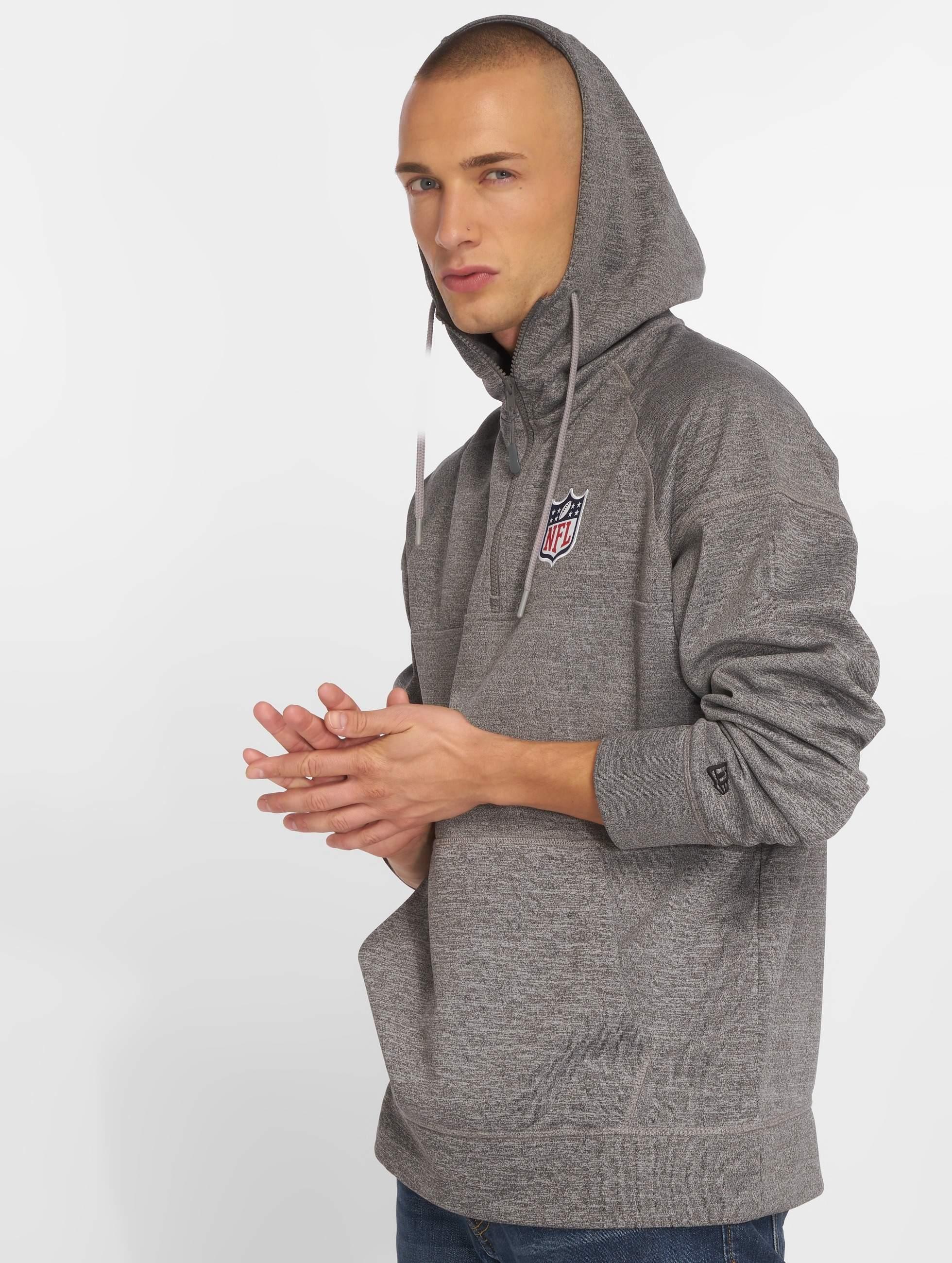 73162b63470b New Era Överdel / Hoodie NFL Jersey i grå 532353