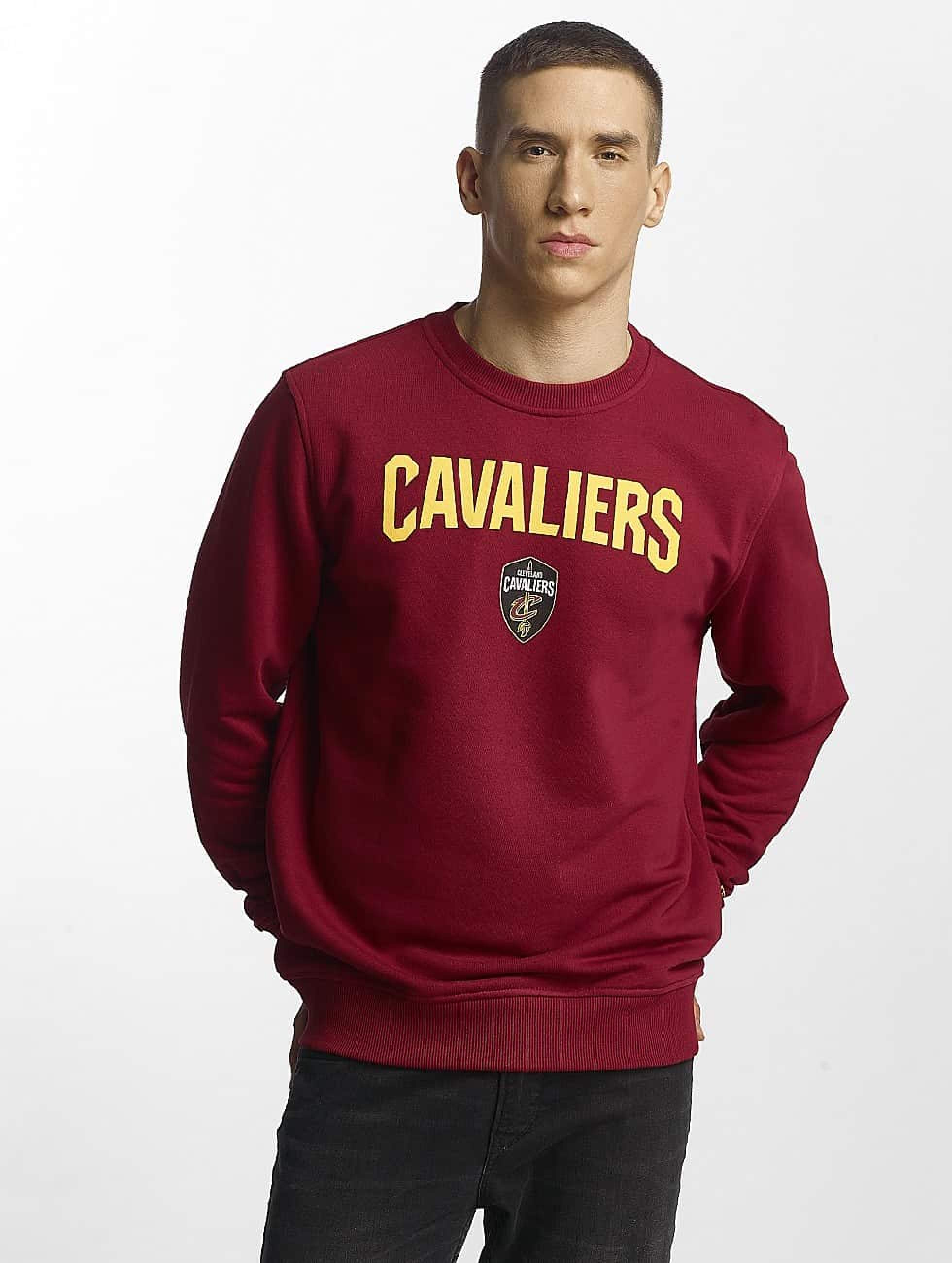 New Era bovenstuk trui Tip Off Cleveland Cavaliers in rood