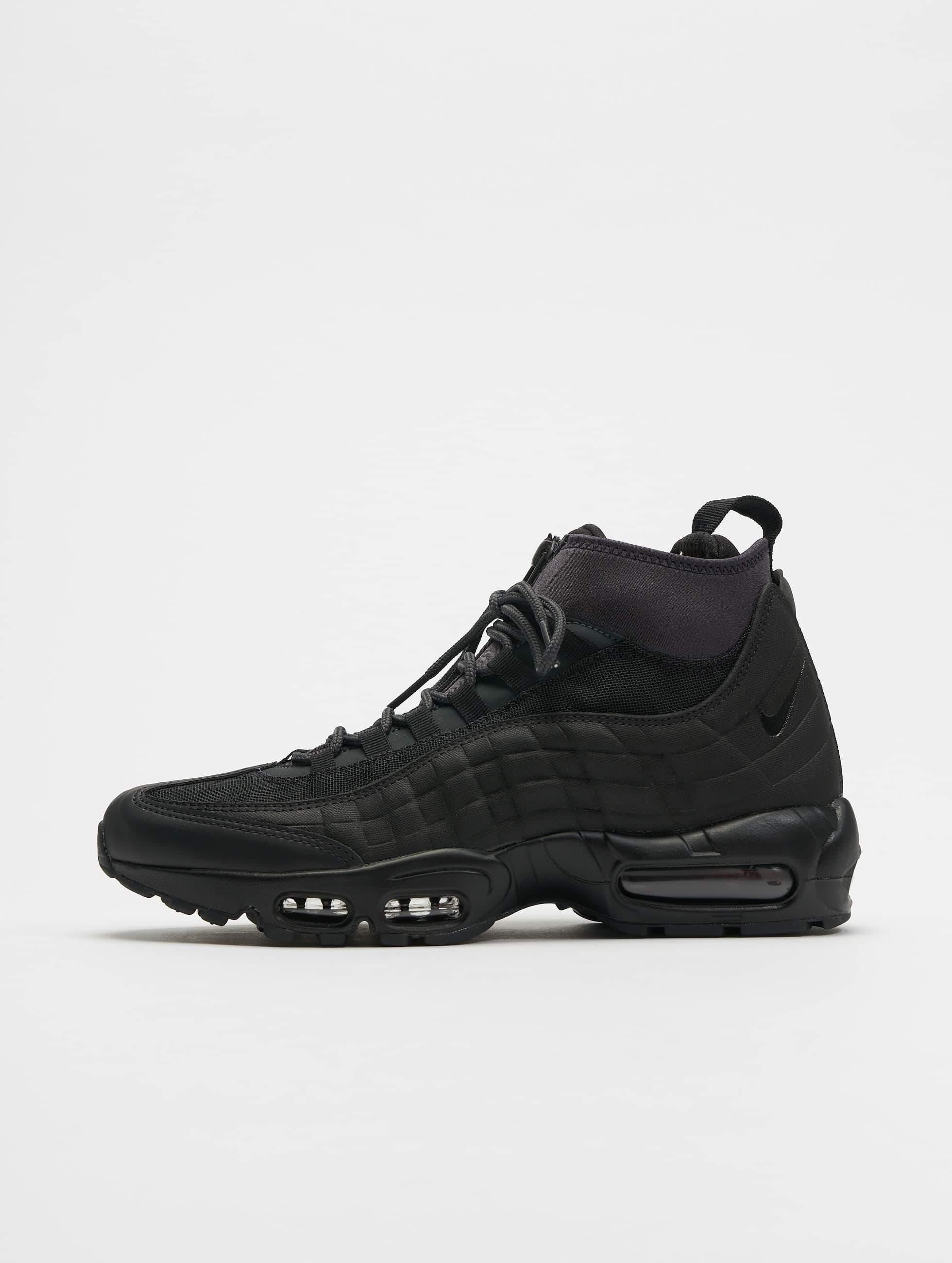 Nike Air Max 95 Sneakerboot Sneakers BlackBlackAnthraciteWhite