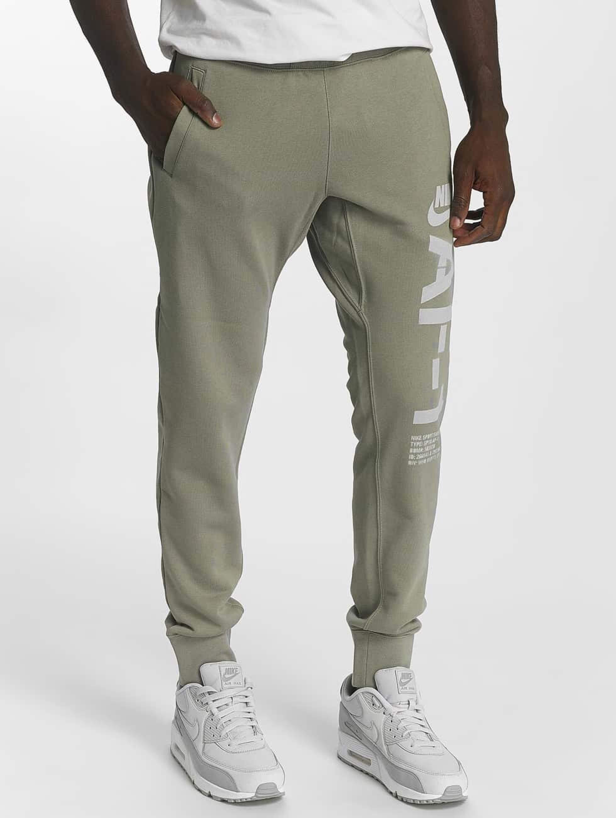 Nike Sportswear vert Homme Jogging 416713