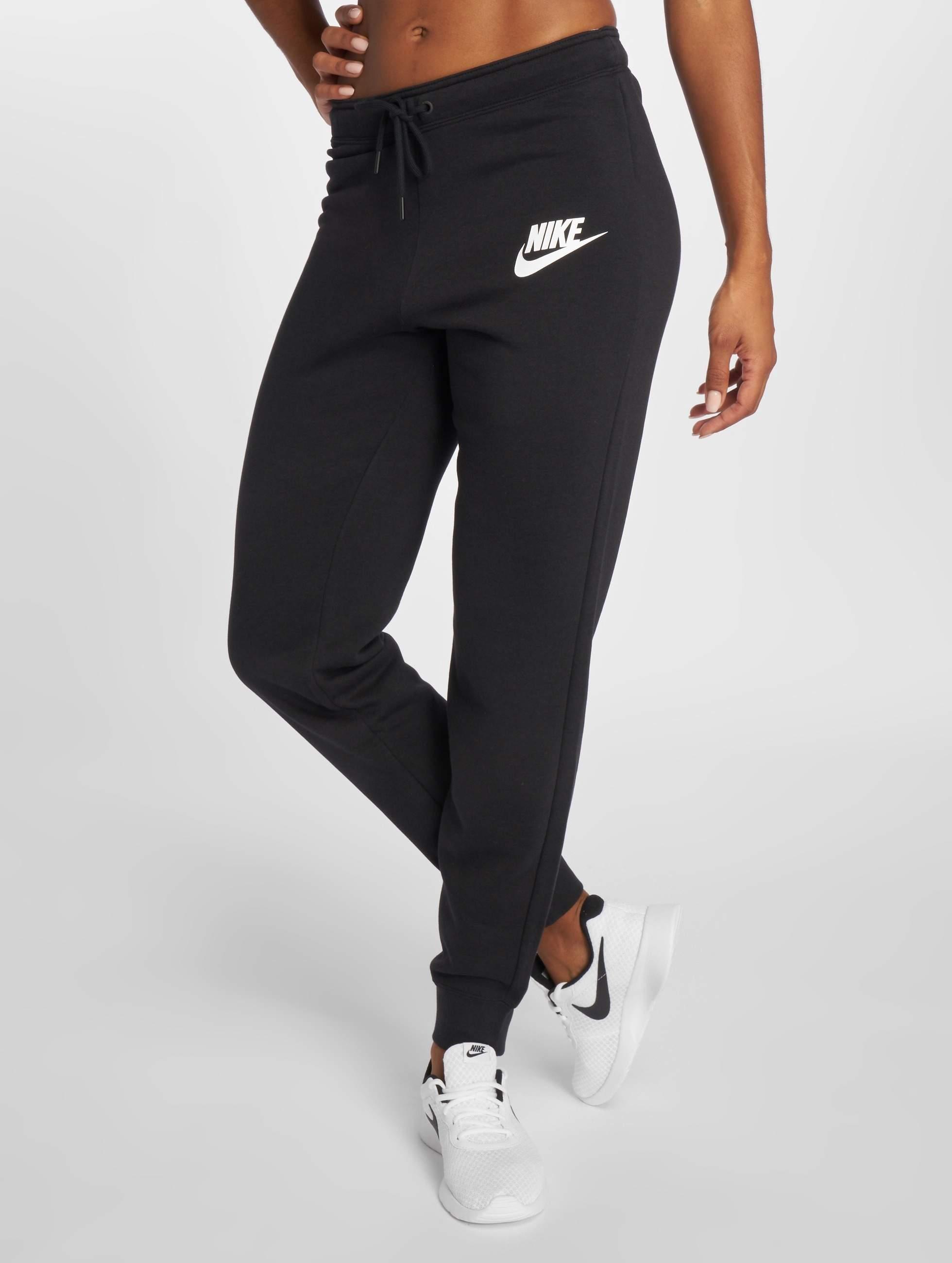 08934a2309d62 Nike Damen Jogginghose Sportswear in schwarz 467769