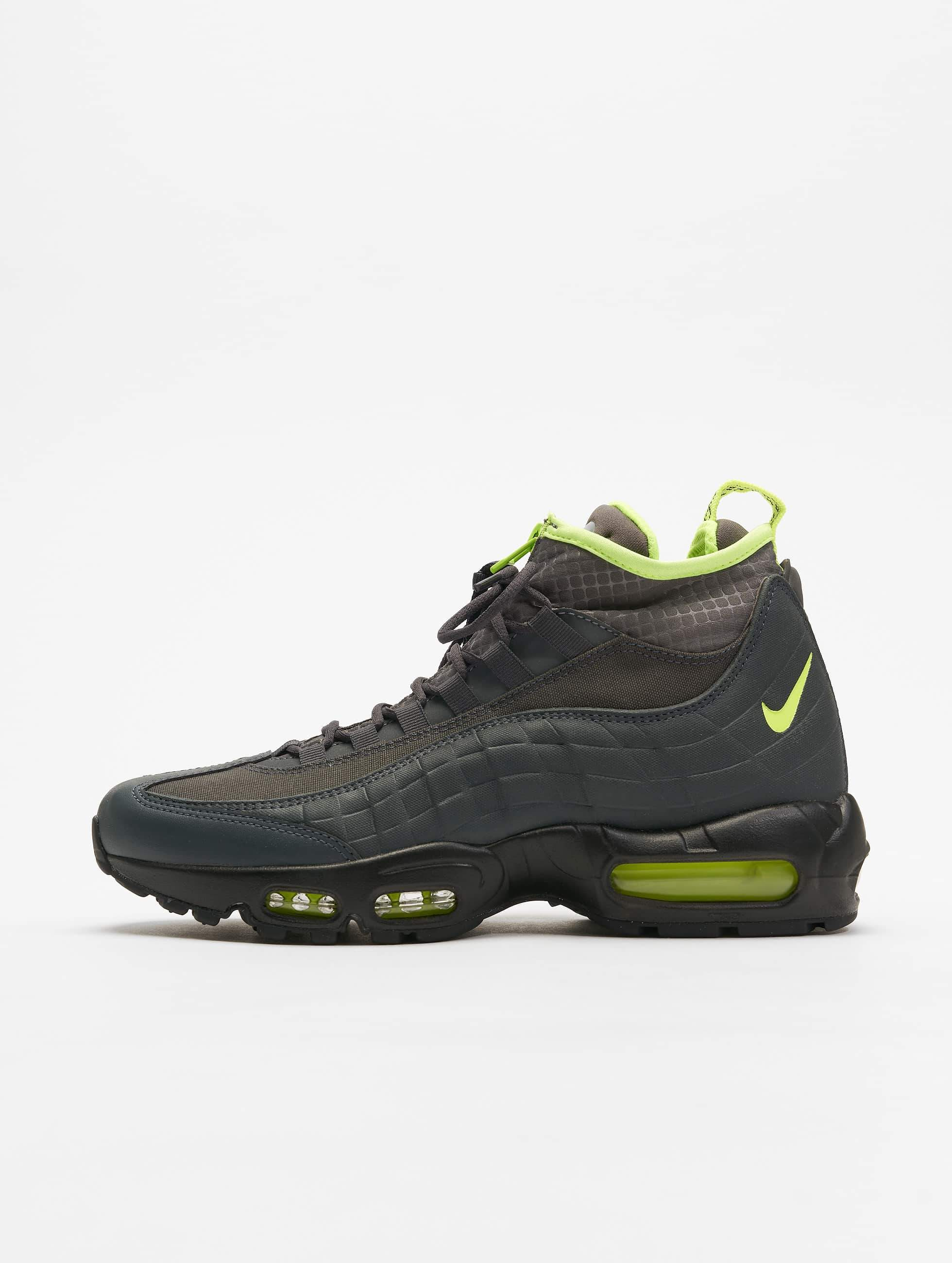 info for 0fa12 55096 Nike schoen / sneaker Air Max 95 in grijs 539993