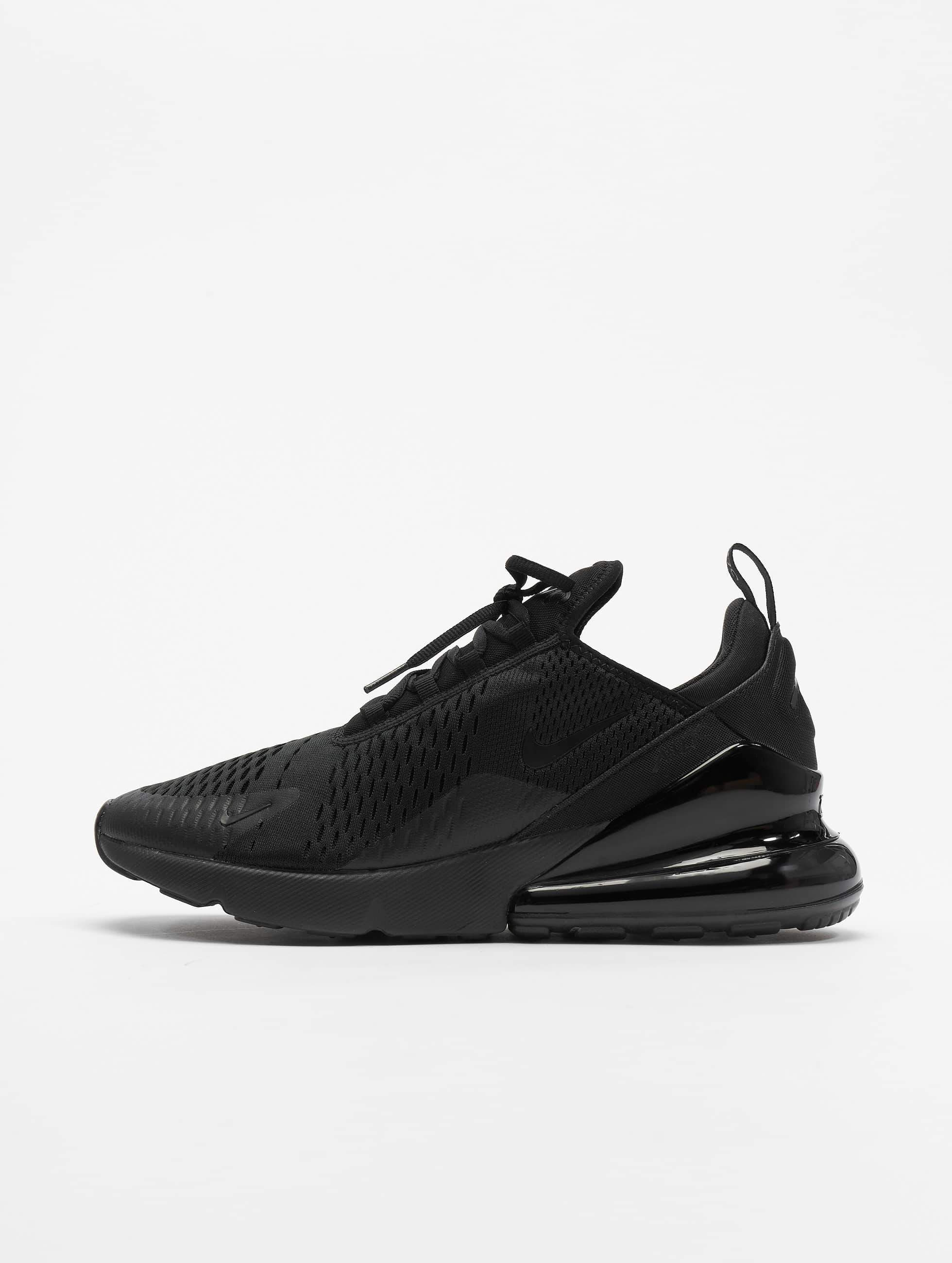 on sale performance sportswear more photos Nike Air Max 270 Sneakers Black/Black/Black
