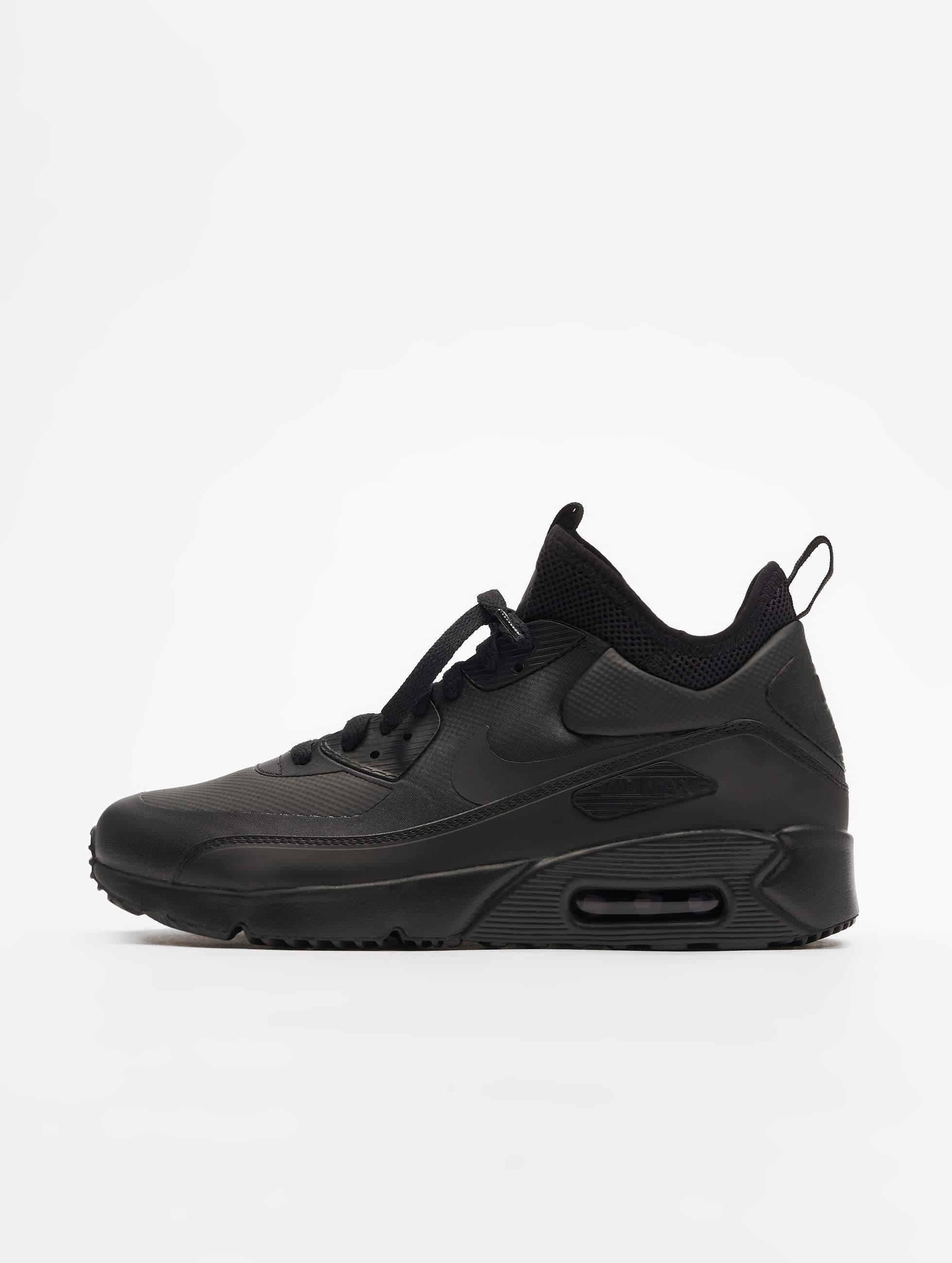 3767f14d577 Nike schoen / sneaker Air Max 90 Ultra Mid Winter in zwart 540121