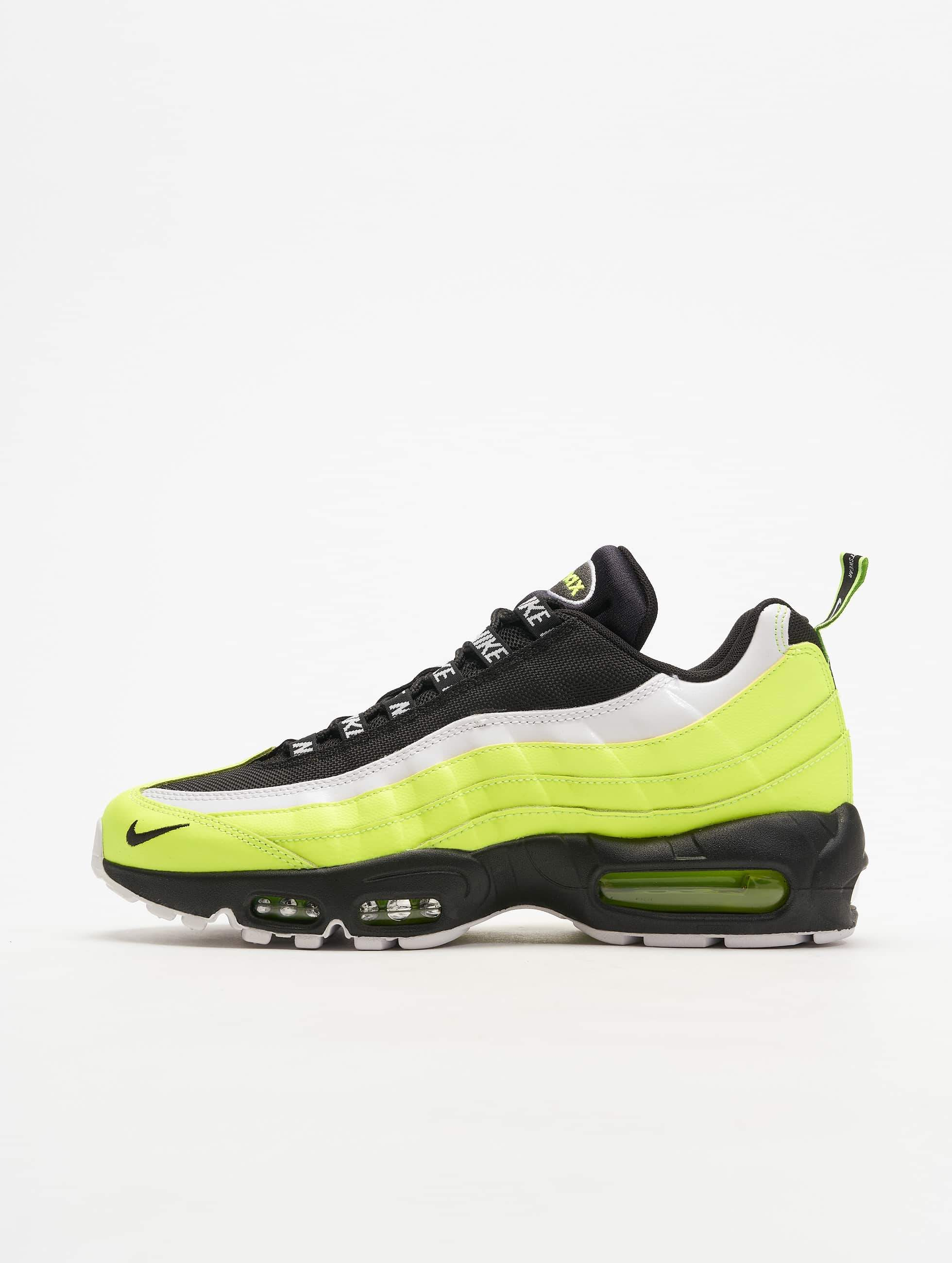 new concept c045b 5bf2e Nike Skor   Sneakers Air Max 95 Premium i gul 539970