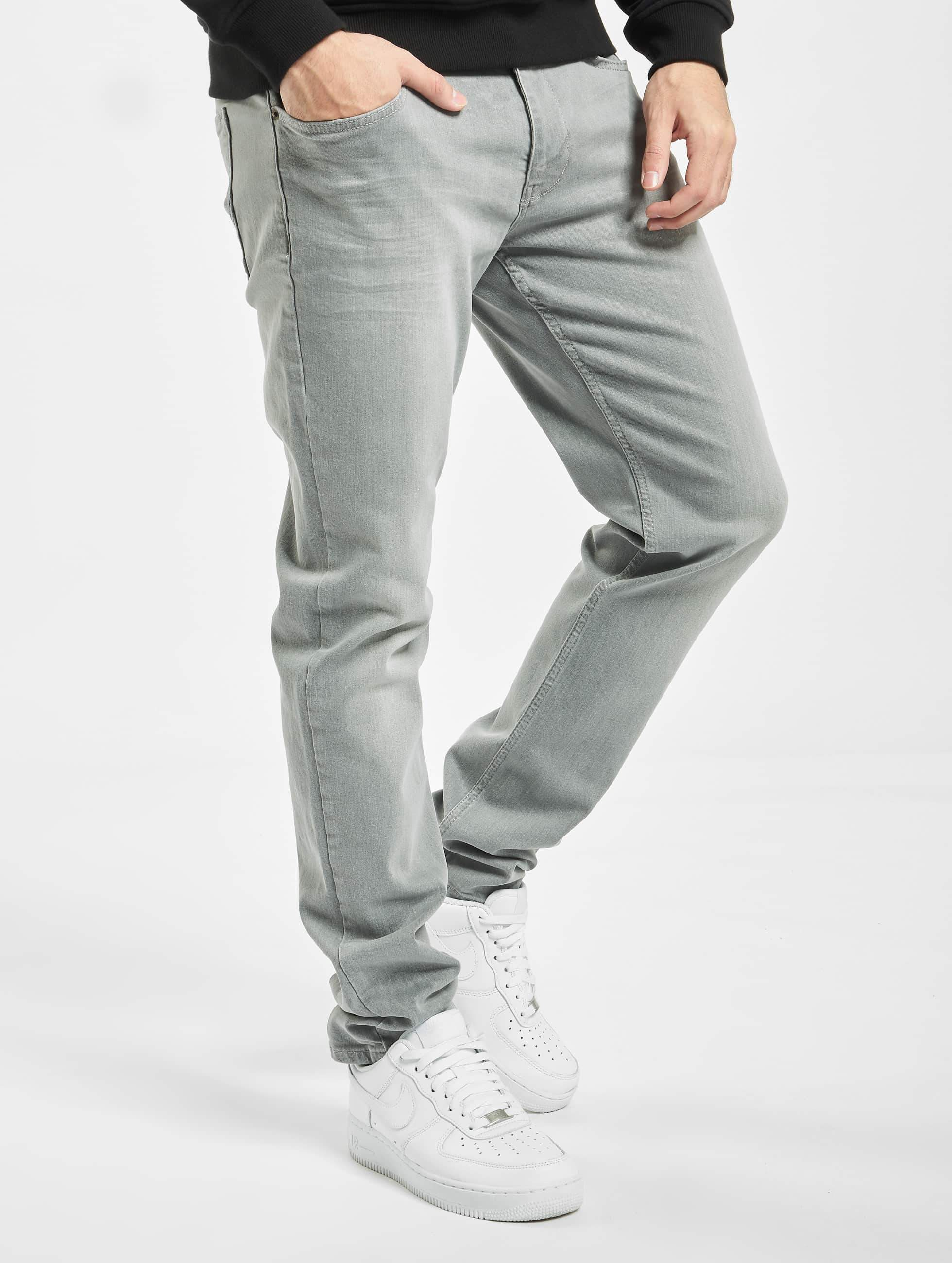 Petrol Industries Tymore Tapered Fit Jeans Grey