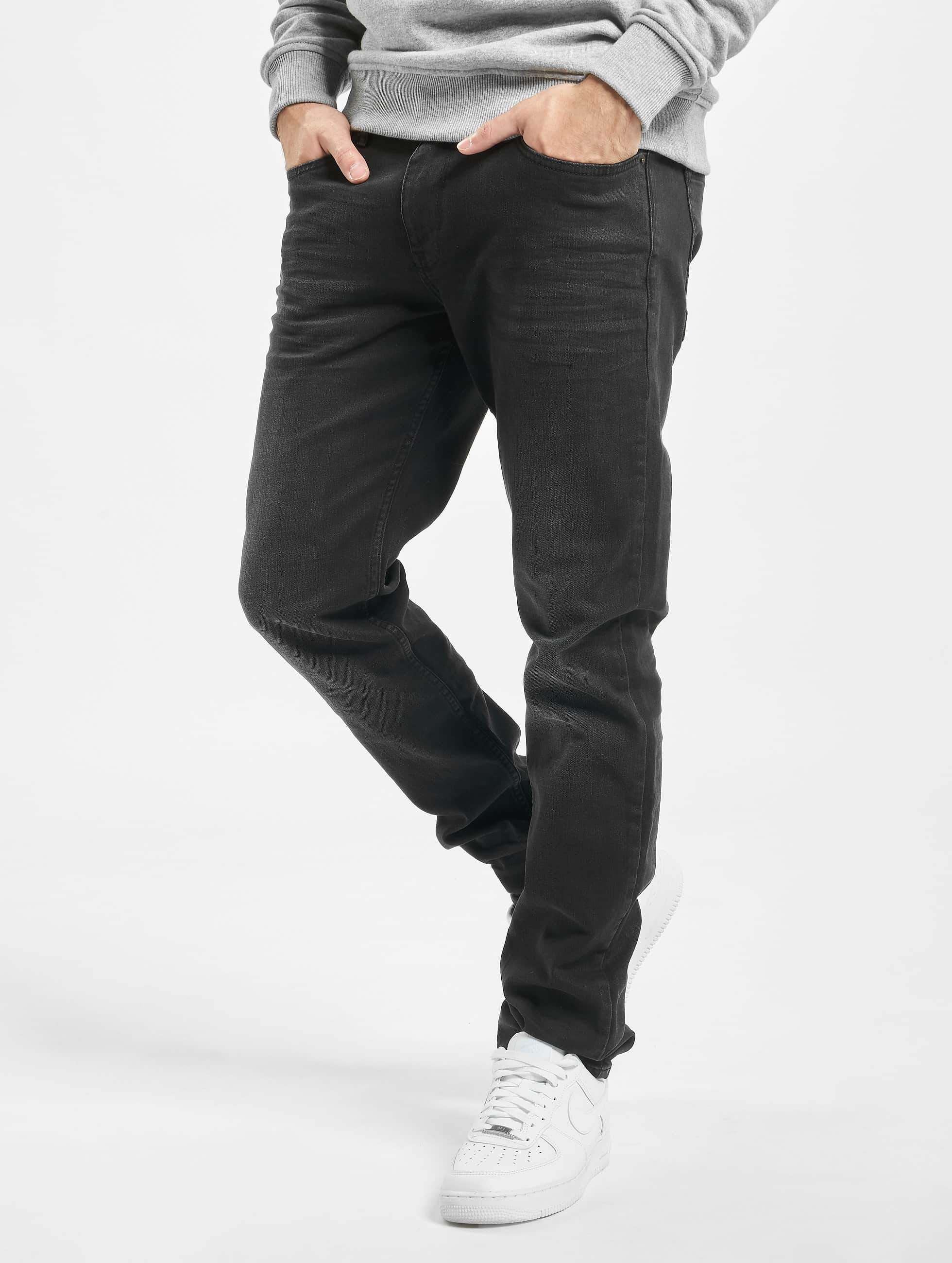 Petrol Industries Tymore Tapered Fit Jeans Black Stone