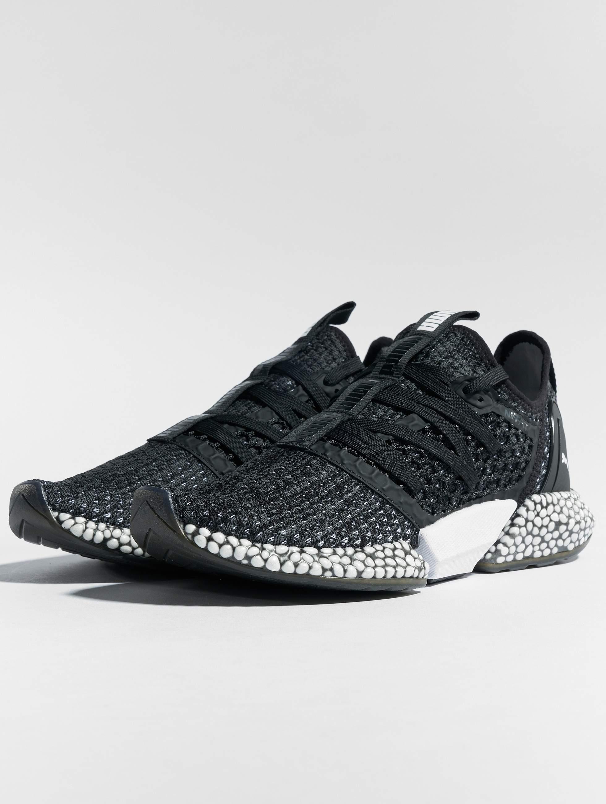 Puma Hybrid Rocket Runner Sneaker schwarz Textil Herren