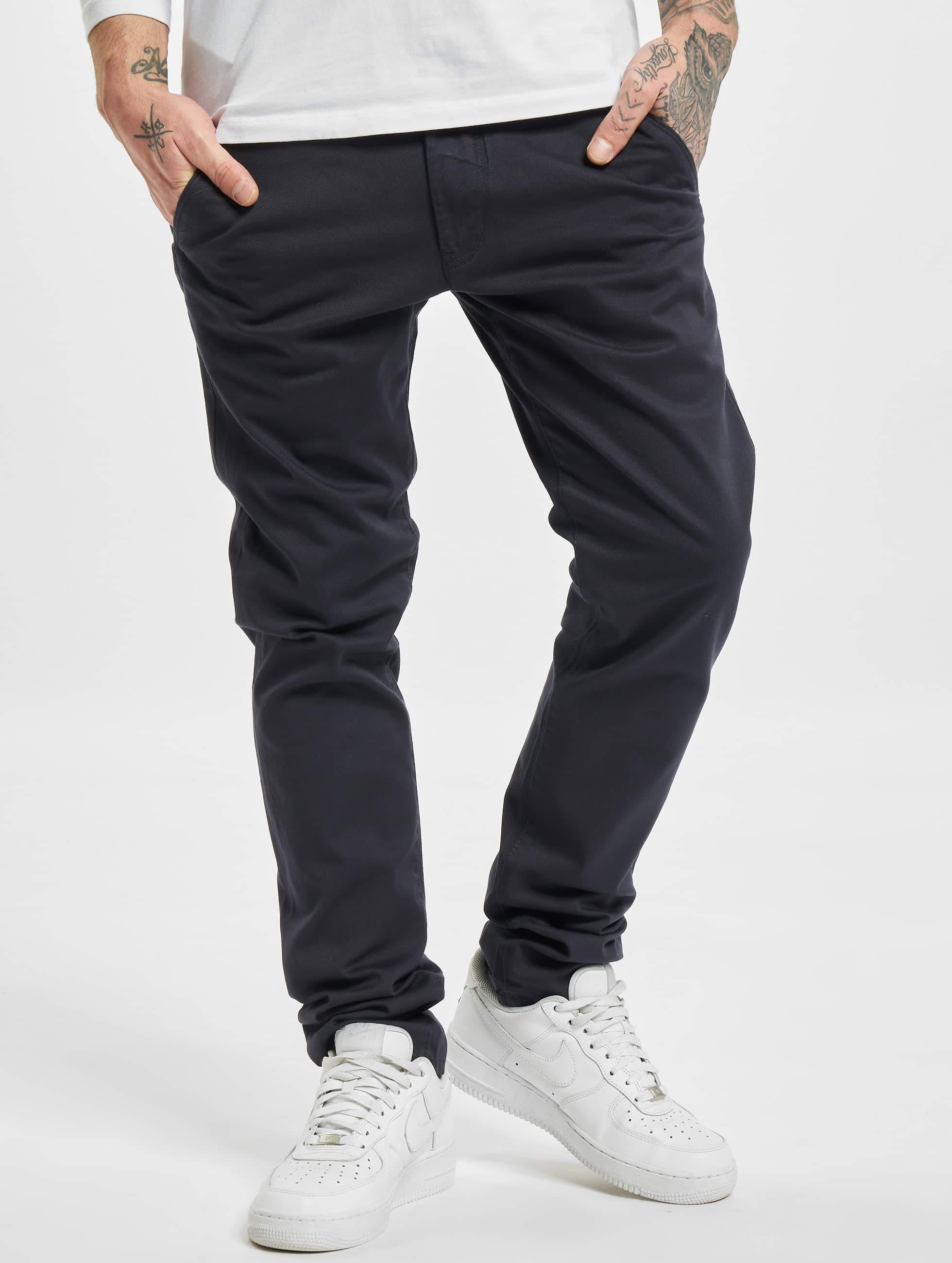 Reell Jeans Flex Tapered Chino Pants Navy