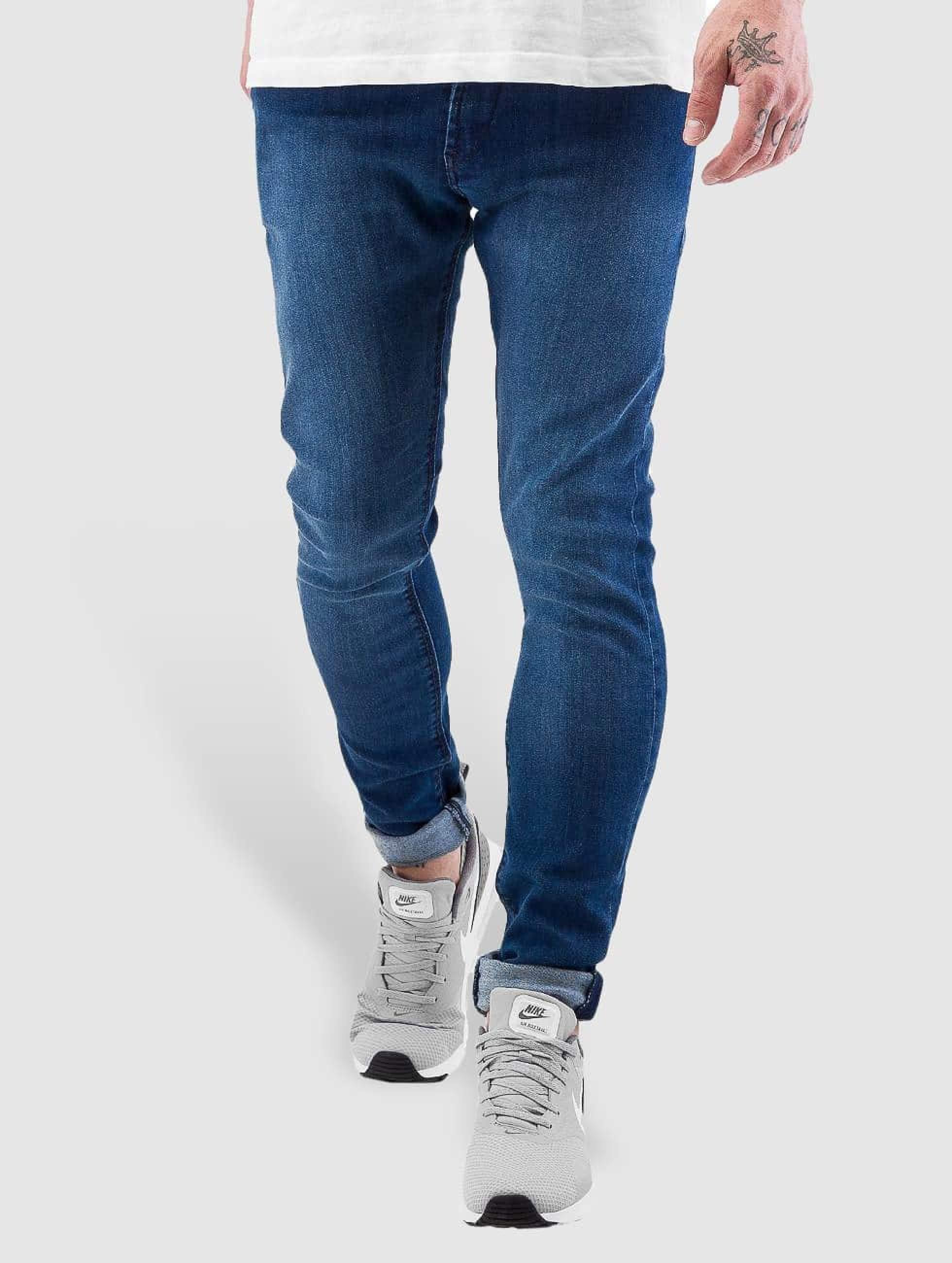 reell jeans herren skinny jeans radar stretch super slim fit in blau 104198. Black Bedroom Furniture Sets. Home Design Ideas