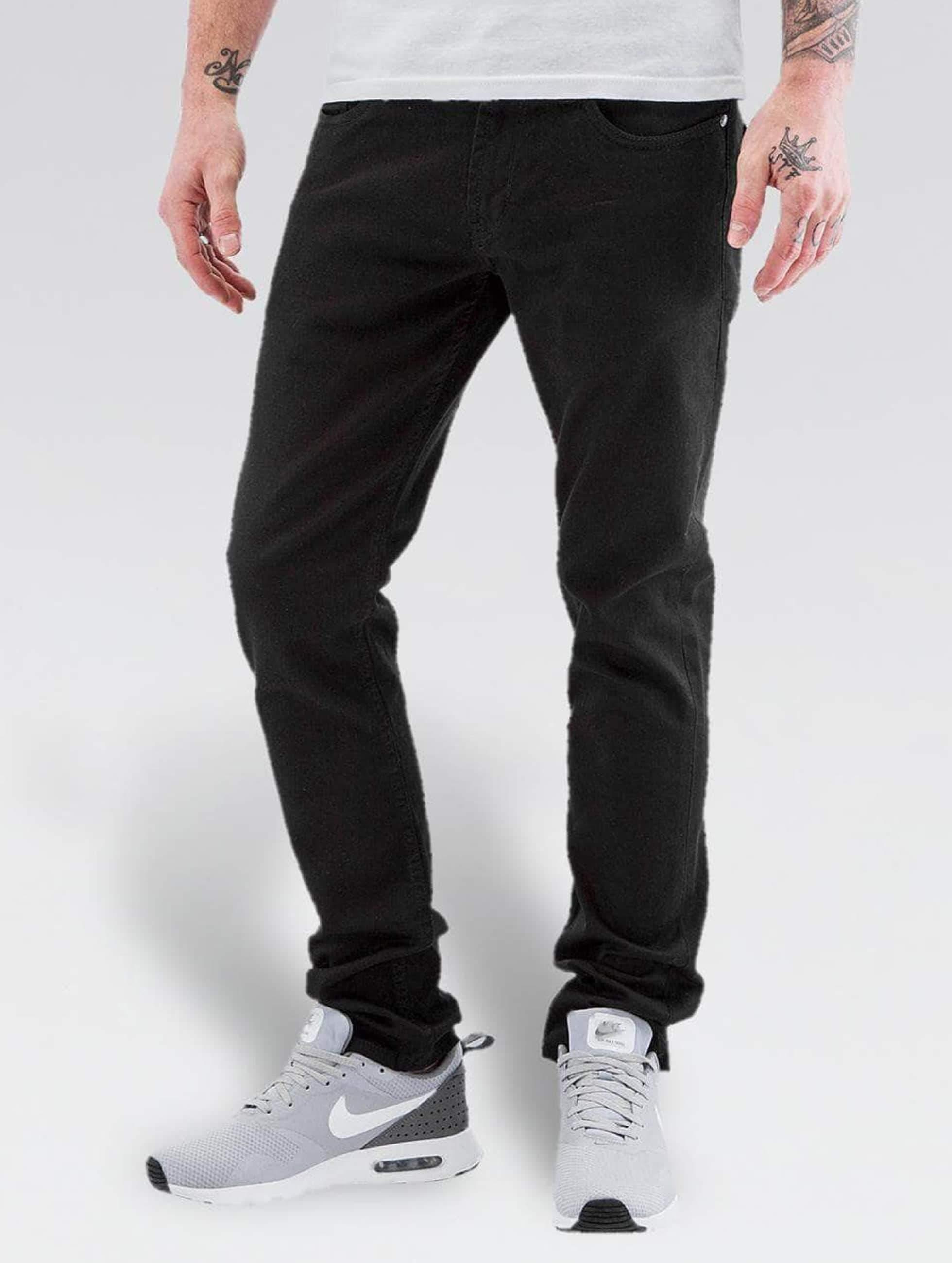 Reell Jeans Spider Slim Fit Jeans Black
